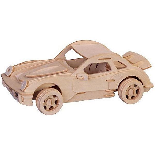 Порше (мал.), Мир деревянных игрушекДеревянные модели<br>Отличный вариант подарка для любящего машины творческого ребенка - этот набор, из которого можно самому сделать красивую деревянную фигуру! Для этого нужно выдавить из пластины с деталями элементы для сборки и соединить их. Из наборов получаются красивые очень реалистичные игрушки, которые могут стать украшением комнаты.<br>Собирая их, ребенок будет развивать пространственное мышление, память и мелкую моторику. А раскрашивая готовое произведение, дети научатся подбирать цвета и будут развивать художественные навыки. Этот набор произведен из качественных и безопасных для детей материалов - дерево тщательно обработано.<br><br>Дополнительная информация:<br><br>материал: дерево;<br>цвет: бежевый;<br>элементы: пластины с деталями для сборки, схема сборки;<br>размер упаковки: 23 х 37 см.<br><br>3D-пазл Порше (мал.) от бренда Мир деревянных игрушек можно купить в нашем магазине.<br><br>Ширина мм: 225<br>Глубина мм: 30<br>Высота мм: 180<br>Вес г: 350<br>Возраст от месяцев: 36<br>Возраст до месяцев: 144<br>Пол: Унисекс<br>Возраст: Детский<br>SKU: 4969155