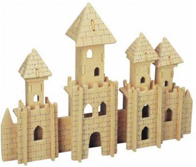 МДИ Крепость, Мир деревянных игрушек