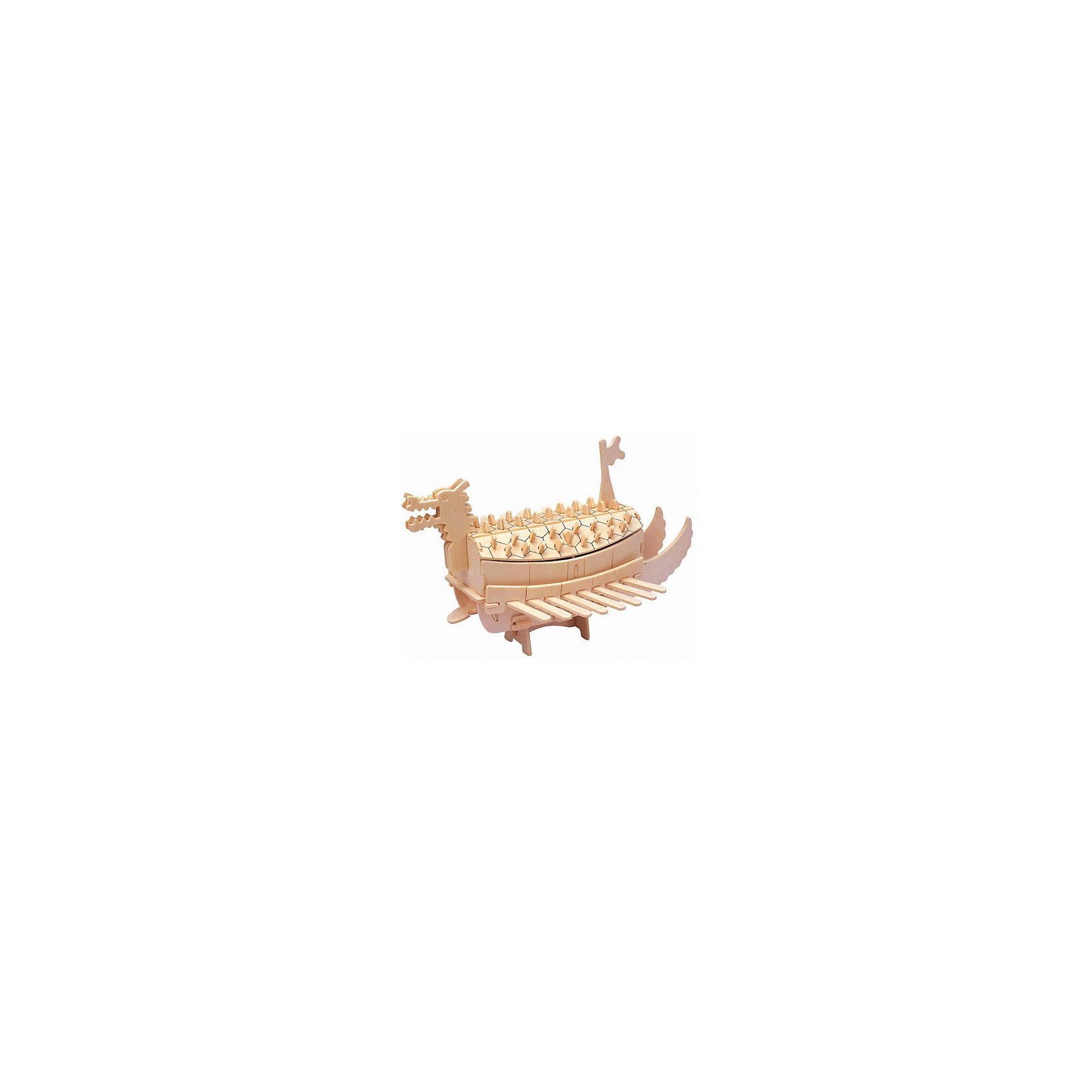 Корабль-черепаха, Мир деревянных игрушекДеревянные конструкторы<br>Отличный вариант подарка для творческого ребенка - этот набор, из которого можно самому сделать красивую деревянную фигуру! Для этого нужно выдавить из пластины с деталями элементы для сборки и соединить их. Из наборов получаются красивые очень реалистичные игрушки, которые могут стать украшением комнаты.<br>Собирая их, ребенок будет развивать пространственное мышление, память и мелкую моторику. А раскрашивая готовое произведение, дети научатся подбирать цвета и будут развивать художественные навыки. Этот набор произведен из качественных и безопасных для детей материалов - дерево тщательно обработано.<br><br>Дополнительная информация:<br><br>материал: дерево;<br>цвет: бежевый;<br>элементы: пластины с деталями для сборки, схема сборки;<br>размер упаковки: 23 х 18 см.<br><br>3D-пазл Корабль-черепаха от бренда Мир деревянных игрушек можно купить в нашем магазине.<br><br>Ширина мм: 225<br>Глубина мм: 30<br>Высота мм: 180<br>Вес г: 450<br>Возраст от месяцев: 36<br>Возраст до месяцев: 144<br>Пол: Унисекс<br>Возраст: Детский<br>SKU: 4969214