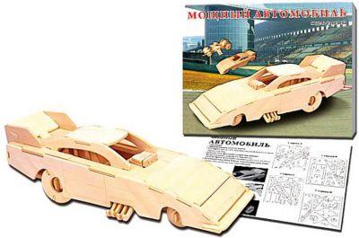 МДИ Забавный автомобиль, Мир деревянных игрушек