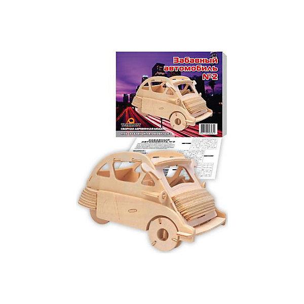 БМВ Изетта, Мир деревянных игрушекДеревянные модели<br>Удачный вариант подарка для любящего технику творческого ребенка - этот набор, из которого можно самому сделать красивую деревянную фигуру! Для этого нужно выдавить из пластины с деталями элементы для сборки и соединить их. Из наборов получаются красивые очень реалистичные игрушки, которые могут стать украшением комнаты.<br>Собирая их, ребенок будет развивать пространственное мышление, память и мелкую моторику. А раскрашивая готовое произведение, дети научатся подбирать цвета и будут развивать художественные навыки. Этот набор произведен из качественных и безопасных для детей материалов - дерево тщательно обработано.<br><br>Дополнительная информация:<br><br>материал: дерево;<br>цвет: бежевый;<br>элементы: пластины с деталями для сборки, схема сборки;<br>размер упаковки: 23 х 18 см.<br><br>3D-пазл БМВ Изетта от бренда Мир деревянных игрушек можно купить в нашем магазине.<br><br>Ширина мм: 225<br>Глубина мм: 30<br>Высота мм: 180<br>Вес г: 350<br>Возраст от месяцев: 36<br>Возраст до месяцев: 144<br>Пол: Унисекс<br>Возраст: Детский<br>SKU: 4969229