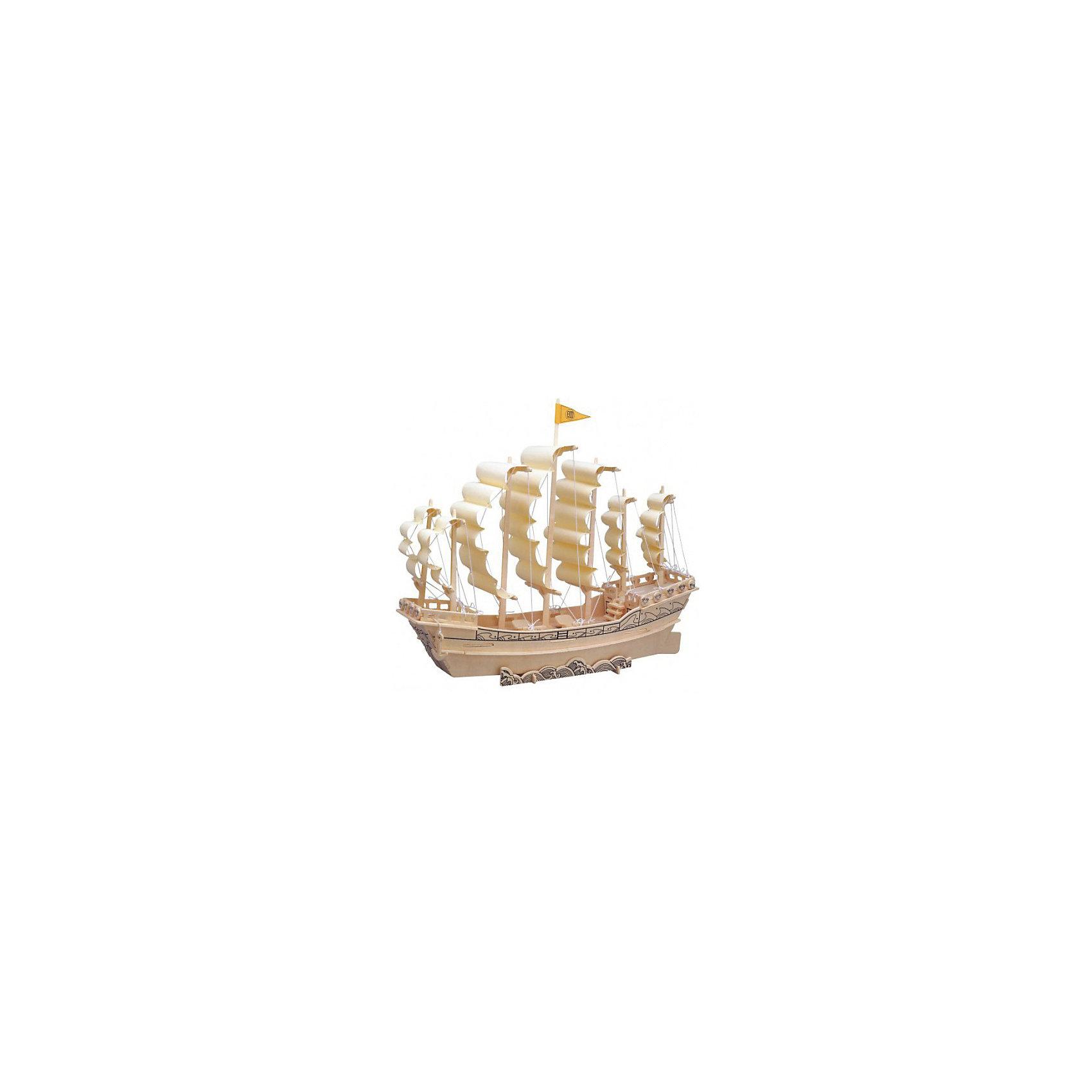 МДИ Парусник Династии Мин, Мир деревянных игрушек игрушка мир деревянных игрушек лабиринт слон д345
