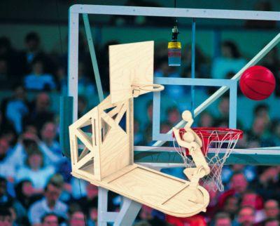 МДИ Баскетболист, Мир деревянных игрушек