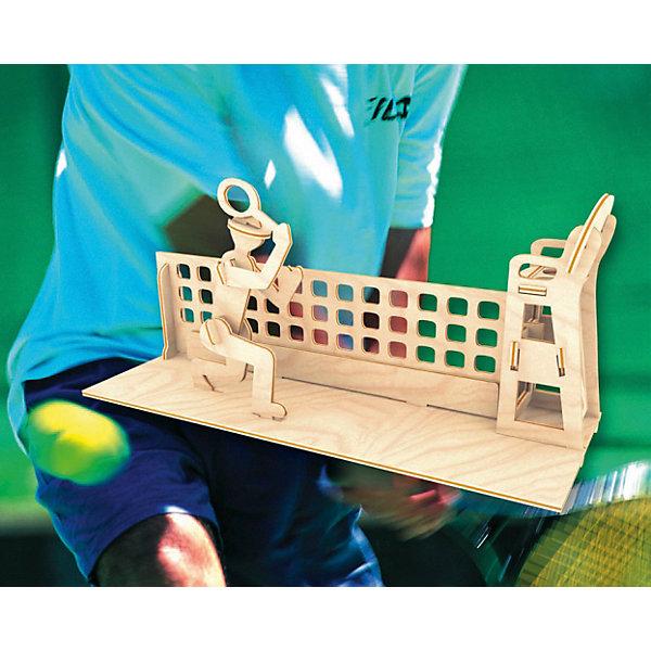 Теннисист, Мир деревянных игрушек
