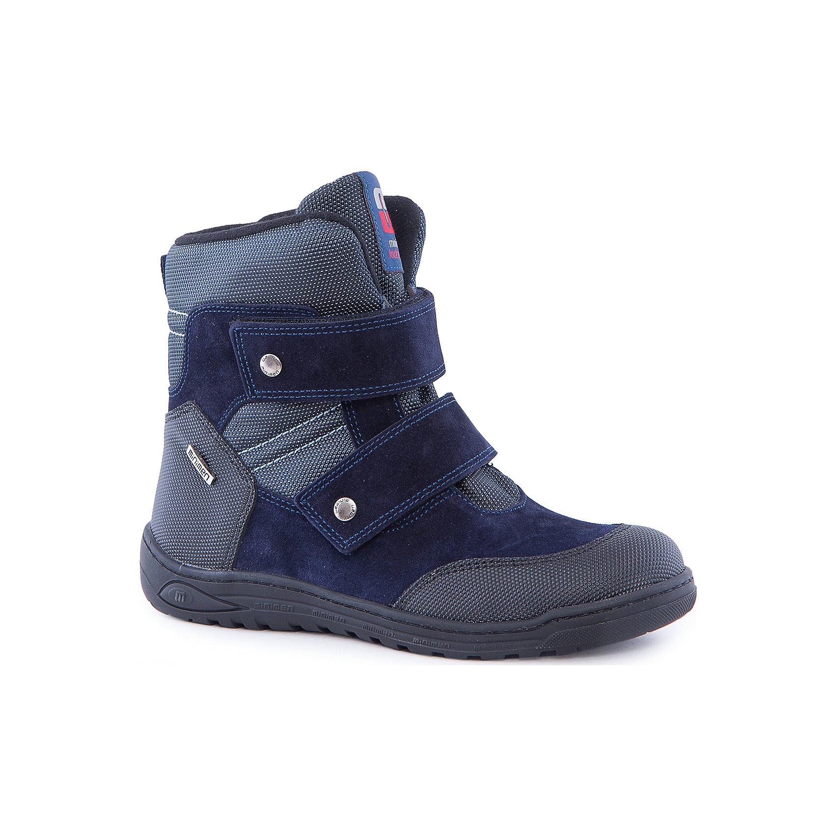 Minimen Ботинки для мальчика Minimen ботинки со скидкой в интернет магазинах