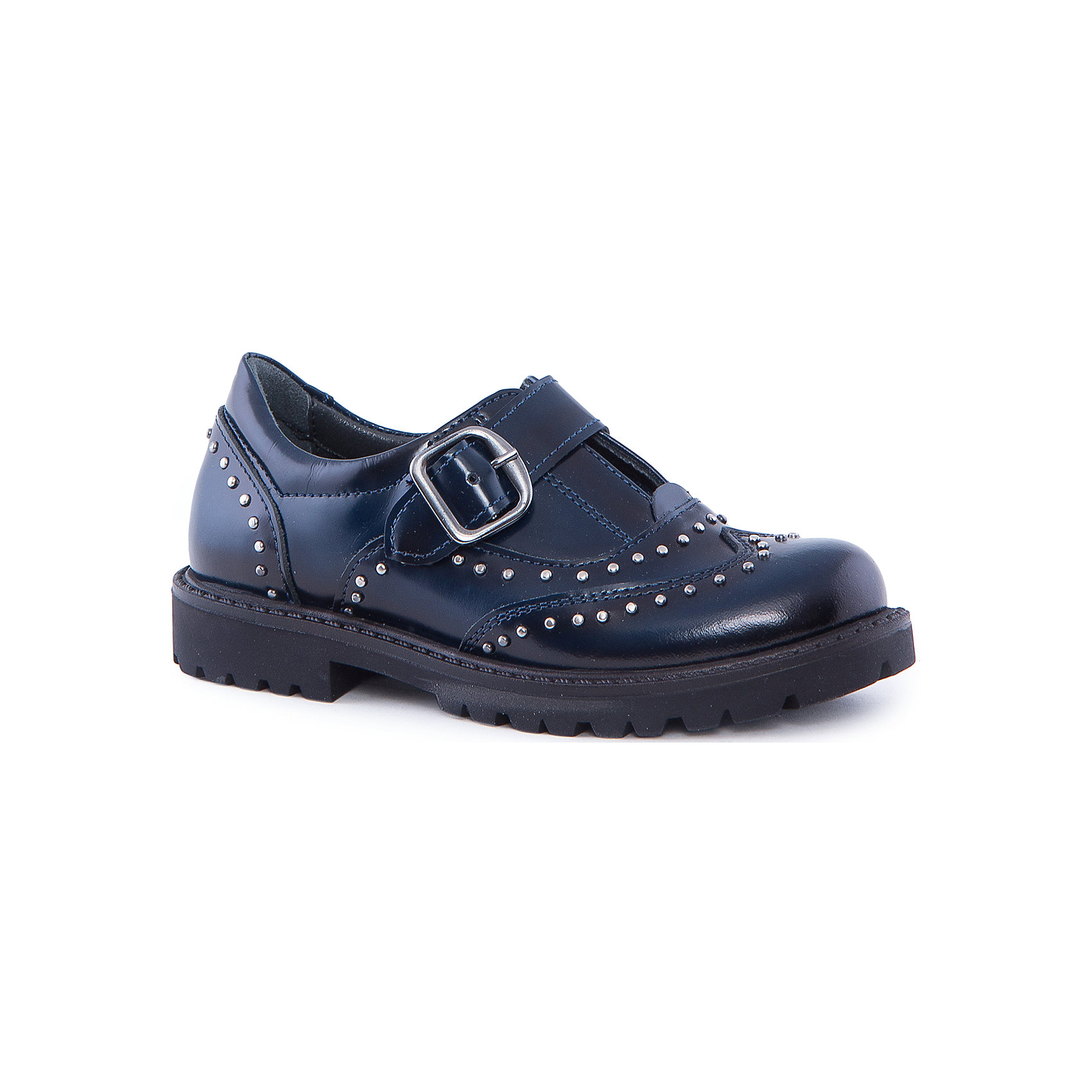 Ботинки для девочки MinimenОбувь<br>Ботинки из натуральной кожи от Minimen. Эти ботинки имеют плотную резиновую подошву, исключающую намокание ног у ребенка. Ортопедическая стелька поможет избежать плоскостопия. Двойная прошивка швов обеспечит долговечность обуви. Ботиночки застегиваются с помощью ремешка, украшены стразами.<br><br>Дополнительная информация:<br>Стелька: супинатор<br>Цвет: синий<br>Сезон: осень-зима<br>Материал: 100% кожа<br><br>Полуботинки Minimen вы можете купить в нашем интернет-магазине.<br><br>Ширина мм: 262<br>Глубина мм: 176<br>Высота мм: 97<br>Вес г: 427<br>Цвет: синий<br>Возраст от месяцев: 48<br>Возраст до месяцев: 60<br>Пол: Женский<br>Возраст: Детский<br>Размер: 28,30,26,27,29<br>SKU: 4969894