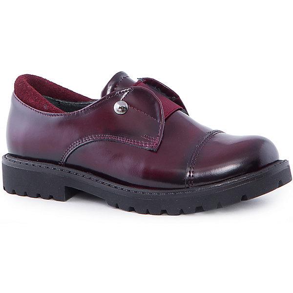 Полуботинки для девочки MinimenОбувь<br>Ботинки из натуральной кожи от Minimen. Эти ботинки имеют плотную резиновую подошву, исключающую намокание ног у ребенка. Ортопедическая стелька поможет избежать плоскостопия. Двойная прошивка швов обеспечит долговечность обуви. Ботиночки застегиваются с помощью ремешка.<br><br>Дополнительная информация:<br>Стелька: супинатор<br>Цвет: бордовый<br>Сезон: осень-зима<br>Материал: 100% кожа<br><br>Полуботинки Minimen вы можете купить в нашем интернет-магазине.<br><br>Ширина мм: 262<br>Глубина мм: 176<br>Высота мм: 97<br>Вес г: 427<br>Цвет: красный<br>Возраст от месяцев: 48<br>Возраст до месяцев: 60<br>Пол: Женский<br>Возраст: Детский<br>Размер: 26,30,29,27,28<br>SKU: 4969900