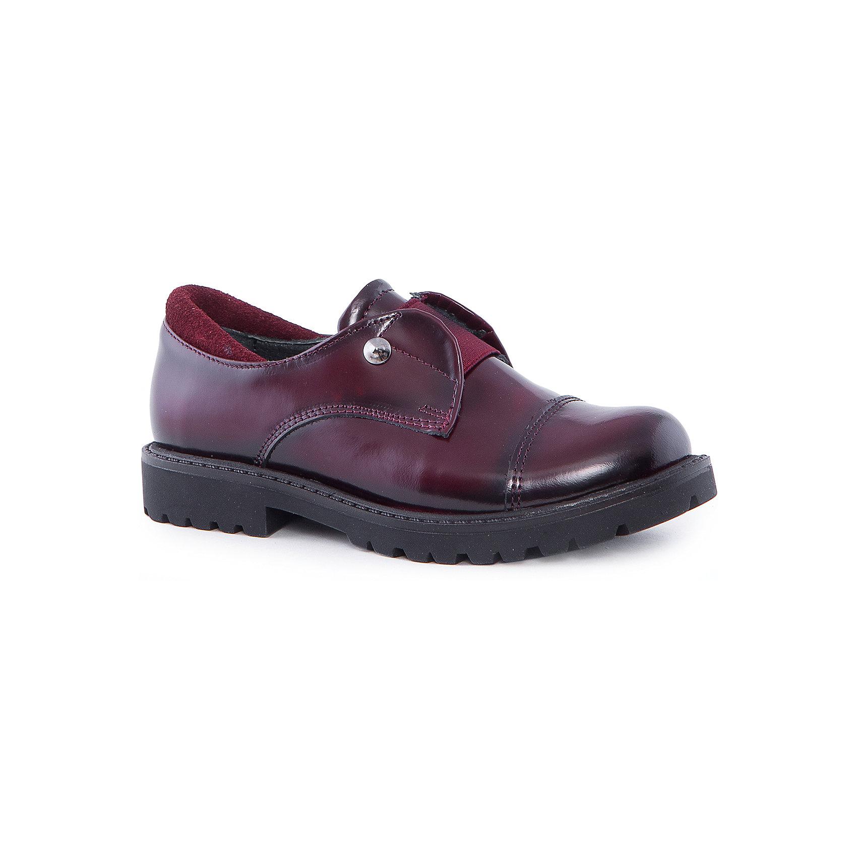 Полуботинки для девочки MinimenОбувь<br>Ботинки из натуральной кожи от Minimen. Эти ботинки имеют плотную резиновую подошву, исключающую намокание ног у ребенка. Ортопедическая стелька поможет избежать плоскостопия. Двойная прошивка швов обеспечит долговечность обуви. Ботиночки застегиваются с помощью ремешка.<br><br>Дополнительная информация:<br>Стелька: супинатор<br>Цвет: бордовый<br>Сезон: осень-зима<br>Материал: 100% кожа<br><br>Полуботинки Minimen вы можете купить в нашем интернет-магазине.<br><br>Ширина мм: 262<br>Глубина мм: 176<br>Высота мм: 97<br>Вес г: 427<br>Цвет: красный<br>Возраст от месяцев: 24<br>Возраст до месяцев: 36<br>Пол: Женский<br>Возраст: Детский<br>Размер: 26,30,27,28,29<br>SKU: 4969900