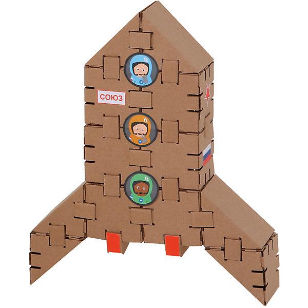 Конструктор Ракета , YohocubeБренды конструкторов<br>Дети, которые любят творчество, обязательно оценят этот конструктор! В него включены заготовки для создания ракеты и стикеры для её украшения. Картонные фигурки можно раскрасить самому - такая игра никогда не надоест!<br>Фигурки собираются без помощи клея. В набор входят 12 деталей. В этих фигурках малыши потом могут хранить свои ценные мелочи! Игры с таким комплектом помогут ребенку развивать воображение, мелкую моторику и творческое мышление! Игрушка сделана из высококачественных и безопасных для детей материалов.<br><br>Дополнительная информация:<br><br>цвет: разноцветный;<br>материал: картон;<br>комплектация: 12 деталей, стикеры;<br>размер кубика: 8 см.<br><br>Конструктор Ракета от бренда Yohocube можно купить в нашем магазине.<br>Ширина мм: 460; Глубина мм: 360; Высота мм: 20; Вес г: 240; Возраст от месяцев: 72; Возраст до месяцев: 144; Пол: Унисекс; Возраст: Детский; SKU: 4970190;