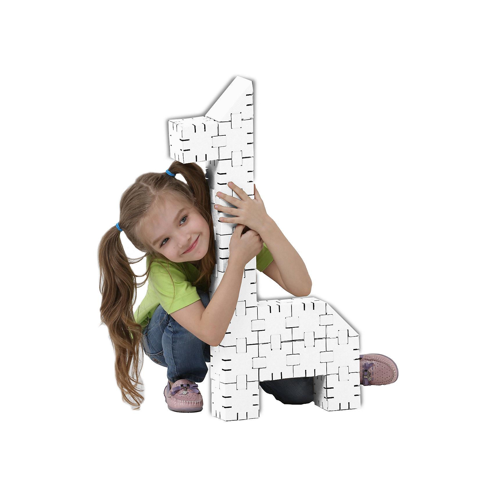 Конструктор Базовый Малый Белый, YohocubeБренды конструкторов<br>Дети, которые любят творчество, обязательно оценят этот конструктор! В него включены заготовки для создания различных фигур и инструкции. Картонные фигурки можно раскрасить самому - такая игра никогда не надоест!<br>Фигурки собираются без помощи клея. В набор входят 45 деталей. В этих фигурках малыши потом могут хранить свои ценные мелочи! Игры с таким комплектом помогут ребенку развивать воображение, мелкую моторику и творческое мышление! Игрушка сделана из высококачественных и безопасных для детей материалов.<br><br>Дополнительная информация:<br><br>цвет: белый;<br>материал: картон;<br>комплектация: 45 деталей;<br>размер кубика: 8 см.<br><br>Конструктор Базовый Малый Белый от бренда Yohocube можно купить в нашем магазине.<br><br>Ширина мм: 460<br>Глубина мм: 360<br>Высота мм: 120<br>Вес г: 1900<br>Возраст от месяцев: 72<br>Возраст до месяцев: 144<br>Пол: Унисекс<br>Возраст: Детский<br>SKU: 4970197