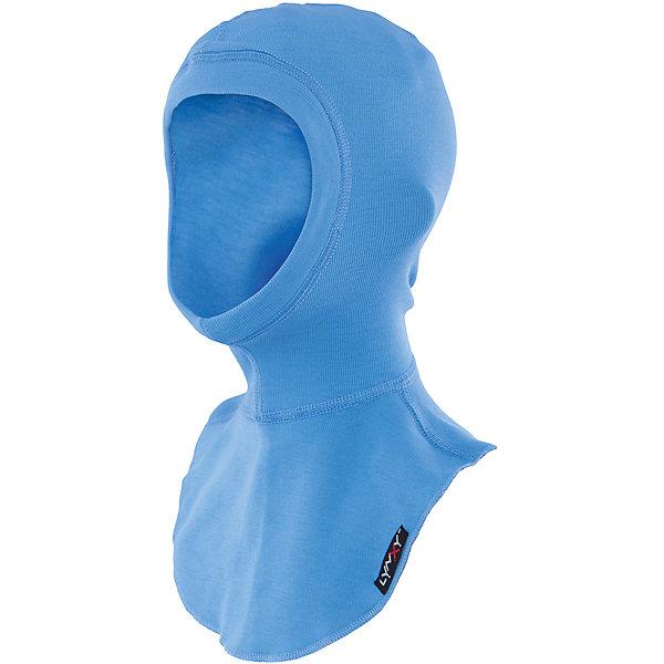 Шапка-шлем LynxyГоловные уборы<br>Характеристики товара:<br><br>• цвет: голубой<br>• состав ткани: 95% полиэстер, 5% вискоза <br>• подкладка: нет<br>• сезон: зима<br>• температурный режим: от -30 до 0<br>• страна бренда: Россия<br>• страна изготовитель: Россия<br><br>Эта детская шапка-шлем отличается мягкими швами. Шапка-шлем для детей легко одевается благодаря эластичной ткани. Инновационный материал Trevira делает эту шапку-шлем для ребенка теплой и удобной. <br><br>Шапку-шлем Lynxy (Линкси) можно купить в нашем интернет-магазине.<br>Ширина мм: 89; Глубина мм: 117; Высота мм: 44; Вес г: 155; Цвет: голубой; Возраст от месяцев: 144; Возраст до месяцев: 180; Пол: Мужской; Возраст: Детский; Размер: 56,52,54; SKU: 4971214;