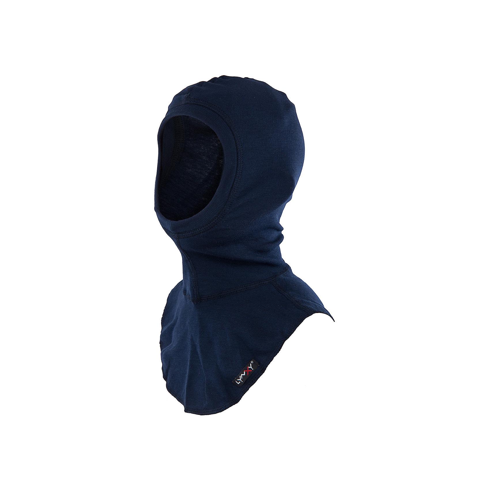 Шапка-шлем LynxyГоловные уборы<br>Шапка-шлем от известного бренда Lynxy.<br>Детский подшлемник выполнен из мягкого термополотна Trevira с микроначесом с изнаночной стороны. Благодаря эластичному и мягкому полотну приятно к телу, плоские швы и эргономические лекала обеспечивают комфортное прилегание изделия. Идеально сохраняет тепло и выводит влагу, позволяя коже оставаться сухой. Благодаря присутствию ионов серебра в структуре полотна, имеет противомикробные свойства. Идеально подходит для длительных прогулок и активных занятий спортом в холодное время года до - 30 градусов. Рекомендуется деликатная машинная стирка при температуре 40 градусов без предварительного замачивания.<br>Состав:<br>полиэстер 95%, вискоза 5%<br><br>Ширина мм: 89<br>Глубина мм: 117<br>Высота мм: 44<br>Вес г: 155<br>Цвет: синий<br>Возраст от месяцев: 144<br>Возраст до месяцев: 180<br>Пол: Мужской<br>Возраст: Детский<br>Размер: 56,52,54<br>SKU: 4971233