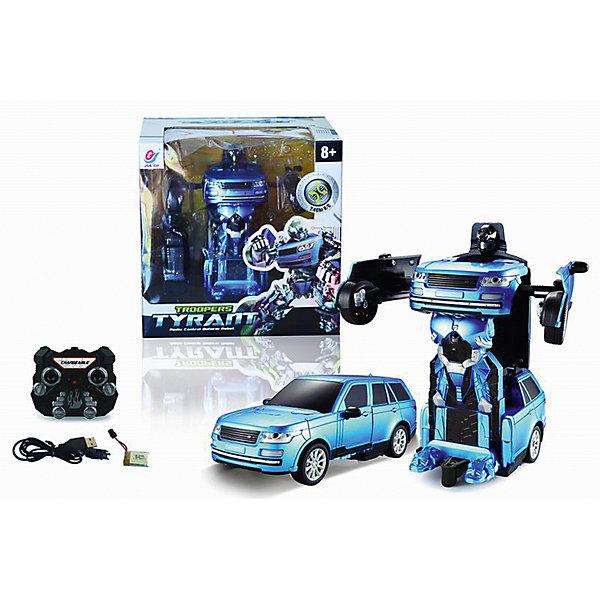 Робот-трансформер на р/у в наборе с аккумуляторной батареей, звуковые и световые эффектыРоботы-игрушки<br>Какой мальчишка не любит трансформеров! Этот робот-трансформер порадует ребенка еще и световыми эффектами, а также звуковыми. Он умеет превращаться в автомобиль! С ним можно придумать множество игр! Такие игрушки помогают детям развивать мелкую моторику, цветовосприятие, умение логически размышлять, внимание, звуковостприятие и многое другое.<br>Трансформер произведен из материалов высокого качсетва, которые безопасны для малышей. Игра с ним может надолго занять ребенка!<br><br>Дополнительная информация:<br><br>цвет: разноцветный;<br>материал: пластик:<br>комплектация: робот-трансформер, аккумуляторная батарея;<br>размер: 24 x 18 x 24 см.<br><br>Робота-трансформер на р/у в наборе с аккумуляторной батареей, звуковые и световые эффекты можно купить в нашем магазине.<br><br>Ширина мм: 245<br>Глубина мм: 185<br>Высота мм: 245<br>Вес г: 9999<br>Возраст от месяцев: 36<br>Возраст до месяцев: 2147483647<br>Пол: Мужской<br>Возраст: Детский<br>SKU: 4972226