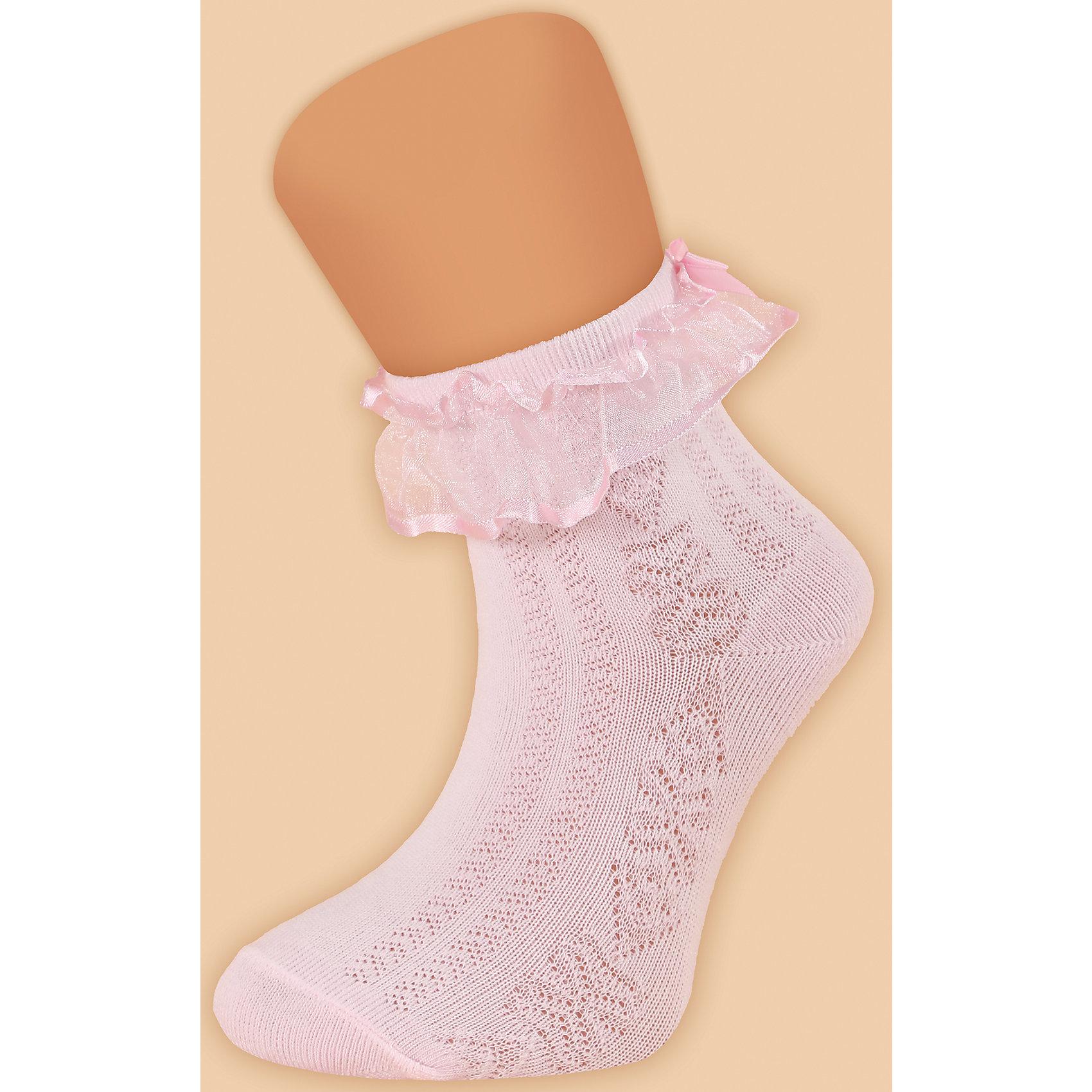 Glamuriki Носки для девочки  Glamuriki сетеполотно из капроновой нити для раколовок