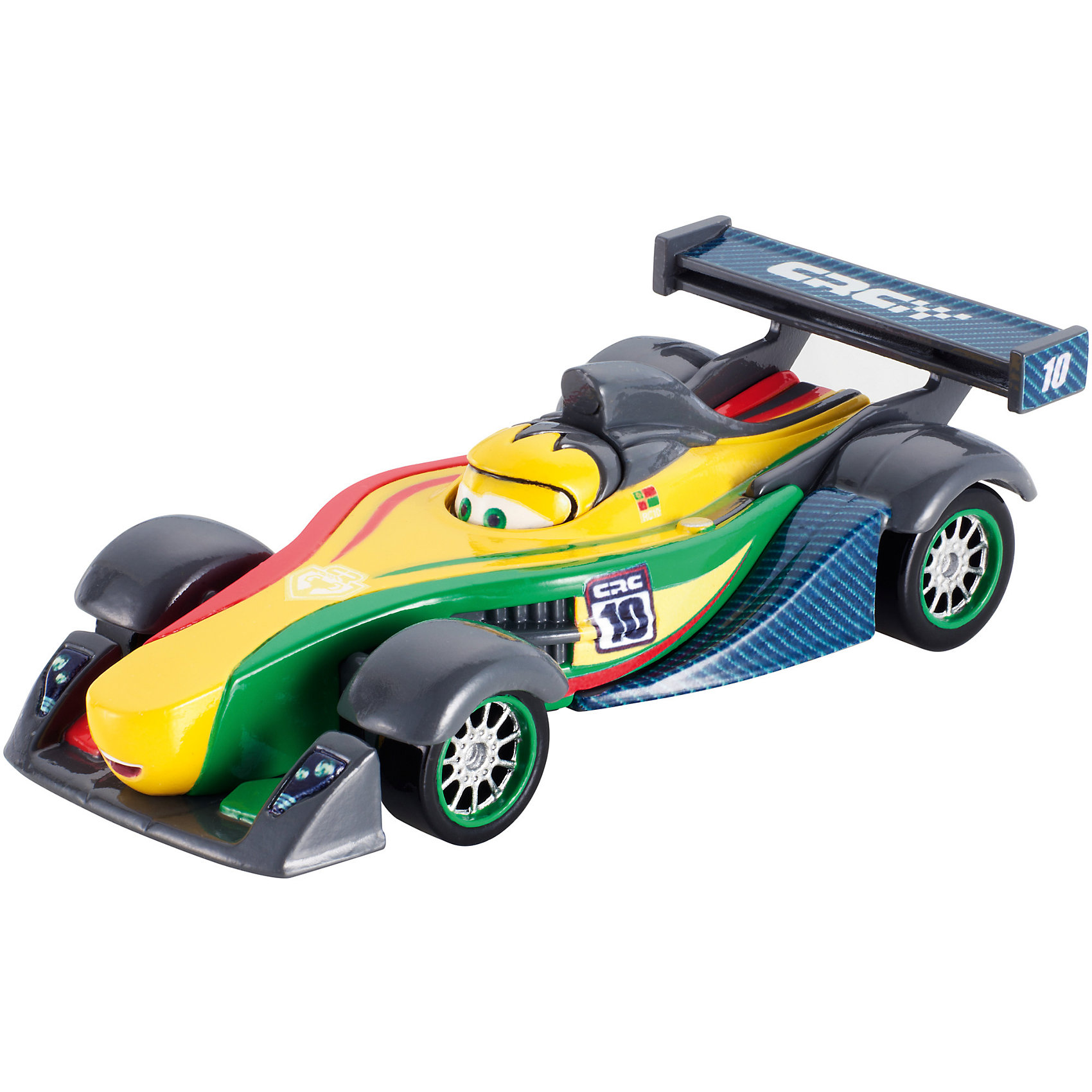 Карбоновый гонщик, ТачкиИгрушечная машинка Тачки: Карбоновый гонщик от Mattel представляет собой гоночный автомобиль, который исполнен по мотивам известного и любимого многими детьми диснеевского мультика Тачки. Эта игрушка станет прекрасным подарком для любого мальчика. Играть с ней можно повсюду. А также будет интересно придумывать свои истории тачек.<br>В товар входит:<br>-машинка<br><br>Дополнительная информация:<br>-Цвет: жёлтый,красный,зелёный<br>-Возраст: от 3 лет<br>-Для мальчиков<br>-Материал: металл,пластик<br>-Упаковка: блистер на картоне<br>-Бренд: Mattel<br><br>Ширина мм: 45<br>Глубина мм: 140<br>Высота мм: 165<br>Вес г: 83<br>Возраст от месяцев: 36<br>Возраст до месяцев: 120<br>Пол: Мужской<br>Возраст: Детский<br>SKU: 4973456
