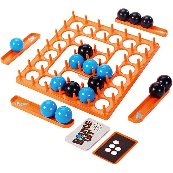 Настольная игра Отскок Рок-энд-РоллНастольные игры для всей семьи<br>В настольной игре Mattel Games Отскок. Рок-энд-Ролл бросать мячики придется очень аккуратно! Наклоняющаяся и трясущаяся решетка усложняет игру. Расположите игровое поле перед игроками. каждый игрок пробует заполнить решетку мячиками в соответствии с выпавшим узором. Игра продолжается, пока одному из игроков не удастся воссоздать узор! В наборе есть подробная инструкция с правилами игры. <br>Настольная игра Mattel Games Отскок. Рок-энд-Ролл позволит вам не только вдоволь повеселиться, но и испытать координацию и меткость.<br><br>В товар входит:<br>-16 шариков<br>-4 поддона для шариков<br>-1 игровой поддон<br>-1 купон,<br>-9 карточек с узорами<br>-правила игры на русском языке<br><br><br>Дополнительная информация:<br>-Размер :26 х 26 х 4<br>-Вес:435 г<br>-Состав: Пластик<br>-Для девочек и мальчиков от 7 лет<br>-Марка: Monster High (Монстер Хай)<br>Ширина мм: 50; Глубина мм: 265; Высота мм: 265; Вес г: 500; Возраст от месяцев: 84; Возраст до месяцев: 2147483647; Пол: Унисекс; Возраст: Детский; SKU: 4973463;