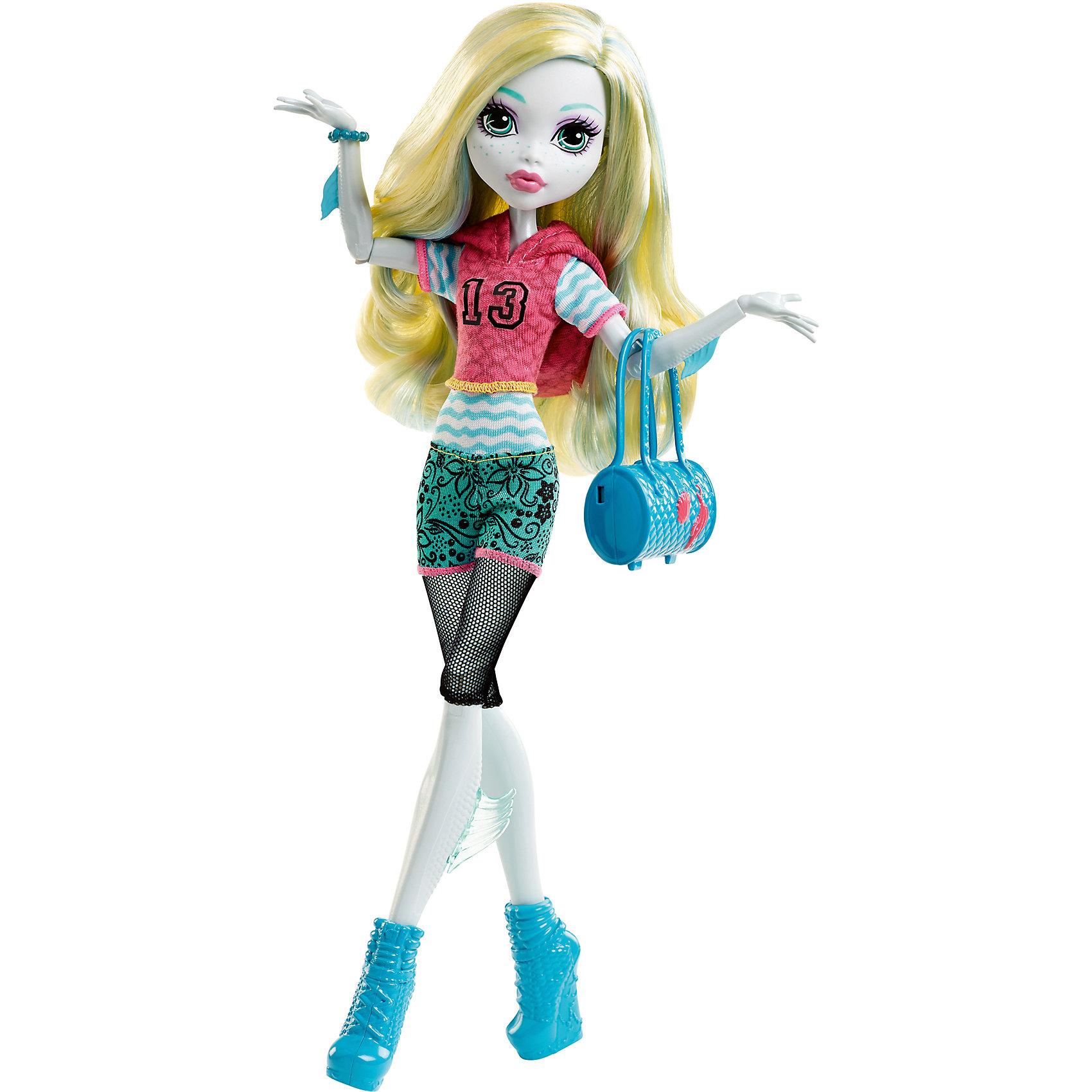 Кукла в модном наряде, Monster High
