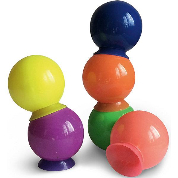 Купить Набор ПВХ-игрушек для ванной IqBubbles , Happy Baby, Китай, Унисекс