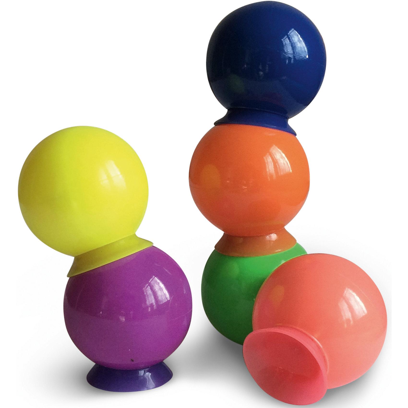 Набор ПВХ-игрушек для ванной IqBubblesИгрушки ПВХ<br>Характеристики:<br><br>• Предназначение: для игр в ванной, конструирование<br>• Материал: поливинилхлорид <br>• Диаментр шариков: 4,5 см<br>• Вес: 132 г<br>• Размеры (Д*В*Ш): 5,5*2,5*1,5 см<br>• Особенности ухода: можно мыть в теплой мыльной воде<br><br>Набор ПВХ-игрушек для ванной IQBUBBLES – это многофункциональная игрушка, предназначенная для игр с водой или для развивающих занятий. Набор состоит из элементов с присосками, выполненных в виде разноцветных шаров. Изделия изготовлены из ПВХ, который отличается мягкостью, но при этом прочностью. Не вызывает аллергических реакций. <br><br>Имеющиеся присоски позволяют присоединять шарики друг к другу или к различным вертикальным и горизонтальным поверхностям. Этот набор можно использовать для конструирования различных фигурок и строений, также его можно использовать для изучения цветов. Набор ПВХ-игрушек для ванной IQBUBBLES сделает купание вашего малыша не только приятным и увлекательным, но и познавательным времяпрепровождением.<br><br>Набор ПВХ-игрушек для ванной IQBUBBLES можно купить в нашем интернет-магазине.<br><br>Ширина мм: 60<br>Глубина мм: 150<br>Высота мм: 260<br>Вес г: 127<br>Возраст от месяцев: 0<br>Возраст до месяцев: 36<br>Пол: Унисекс<br>Возраст: Детский<br>SKU: 4974827