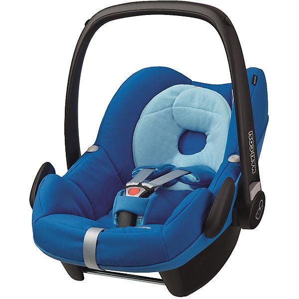 Автокресло Maxi-Cosi Pebble 0-13 кг, Water Color BlueГруппа 0+  (до 13 кг)<br>Прекрасное кресло для самых маленьких деток! Автокресло прекрасно подойдет для малышей от 0 до 15 месяцев. Кресло крепиться штатными ремнями безопасности против хода движения, так же кресло имеет специальную ногу-опору, которая не дает ему перевернуться. Внутри сидения есть регулируемые трех точечные ремни безопасности, а еще есть дополнительная подушечка, которая размещается под головой и спинкой ребенка.<br><br>Дополнительная информация:<br><br>- Возраст: с рождения до 15 месяцев. ( от 0 до 13 кг.)<br>- Цвет: Water Color Blue.<br>- Размер: 73x46x52 см. <br>- Общий вес: 4 кг.<br><br>Купить автокресло Pebble (0-13 кг.) в цвете Water Color Blue, можно в нашем магазине.<br><br>Ширина мм: 445<br>Глубина мм: 375<br>Высота мм: 725<br>Вес г: 3300<br>Возраст от месяцев: 0<br>Возраст до месяцев: 12<br>Пол: Унисекс<br>Возраст: Детский<br>SKU: 4975084