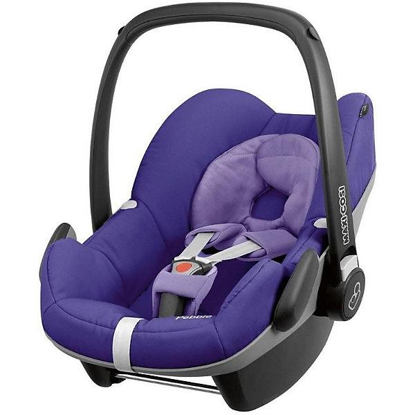 Автокресло Maxi-Cosi Pebble 0-13 кг, Purple PaceГруппа 0+  (до 13 кг)<br>Прекрасное кресло для самых маленьких деток! Автокресло прекрасно подойдет для малышей от 0 до 15 месяцев. Кресло крепиться штатными ремнями безопасности против хода движения, так же кресло имеет специальную ногу-опору, которая не дает ему перевернуться. Внутри сидения есть регулируемые трех точечные ремни безопасности, а еще есть дополнительная подушечка, которая размещается под головой и спинкой ребенка.<br><br>Дополнительная информация:<br><br>- Возраст: с рождения до 15 месяцев. ( от 0 до 13 кг.)<br>- Цвет: Purple Pacel.<br>- Размер: 73x46x52 см. <br>- Общий вес: 4 кг.<br><br>Купить автокресло Pebble (0-13 кг.) в цвете Purple Pace, можно в нашем магазине.<br>Ширина мм: 445; Глубина мм: 375; Высота мм: 725; Вес г: 3300; Возраст от месяцев: 0; Возраст до месяцев: 12; Пол: Унисекс; Возраст: Детский; SKU: 4975086;