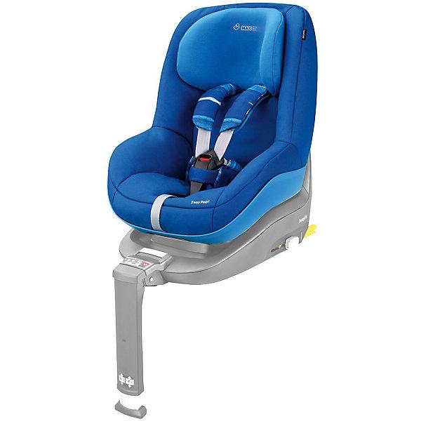 Автокресло Maxi-Cosi 2wayPearl 9-18 кг, Watercolor BlueГруппа 1 (от 9 до 18 кг)<br>Maxi-Cosi 2wayPearl - это яркое, удобное и безопасное автокресло создано специально для детой от 6 месяцев до 4 лет. Внутри кресла есть регулируемый 5-ти точечный ремень безопасности, так же, для большего удобства, имеется мягкий вкладыш под голову и шею ребенка.<br><br>Особенности:<br>- Фиксируется при помощи базы 2 WayFix (приобретается отдельно).<br>- Цветовые индикаторы и звуковые сигналы показывают правильность установки кресла.<br>- Уникальная система защиты от боковых ударов обеспечивает максимальную защиту<br>- 5-ти точечный ремень безопасности.<br>- Подголовник регулируется по высоте, имеет 7 положений.<br>- Наклон спинки регулируется в 5 положениях.<br>- Прочный каркас из ABC-пластика.<br>- Съемный чехол легко стирается.<br><br>Дополнительная информация:<br><br>- Возраст: от 6 месяцев до 4 лет. ( от 9 до 18 кг.)<br>- Цвет: Watercolor Blue.<br>- Материал: полипропилен, полиэстер<br>- Ширина кресла внутри: 30 см.<br>- Ширина кресла снаружи: 44 см.<br>- Глубина кресла: 32 см.<br>- Размер кресла снаружи: 62x50 см.<br>- Вес кресла: 7.23 кг<br>- Вес в упаковке: 8.3 кг.<br><br>Купить автокресло 2wayPearl (9-18 кг.) в цвете Watercolor Blue, можно в нашем магазине.<br><br>Ширина мм: 475<br>Глубина мм: 595<br>Высота мм: 610<br>Вес г: 7250<br>Возраст от месяцев: 4<br>Возраст до месяцев: 48<br>Пол: Унисекс<br>Возраст: Детский<br>SKU: 4975094