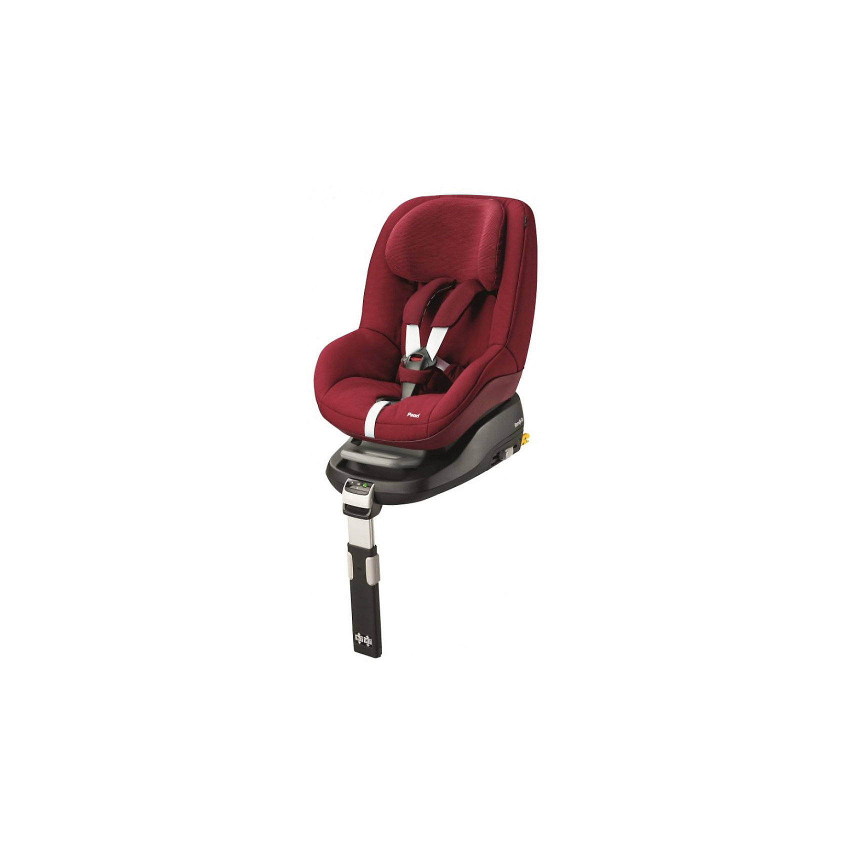 Maxi Cosi Автокресло Pearl 9-18 кг., Maxi-Cosi, Robin Red