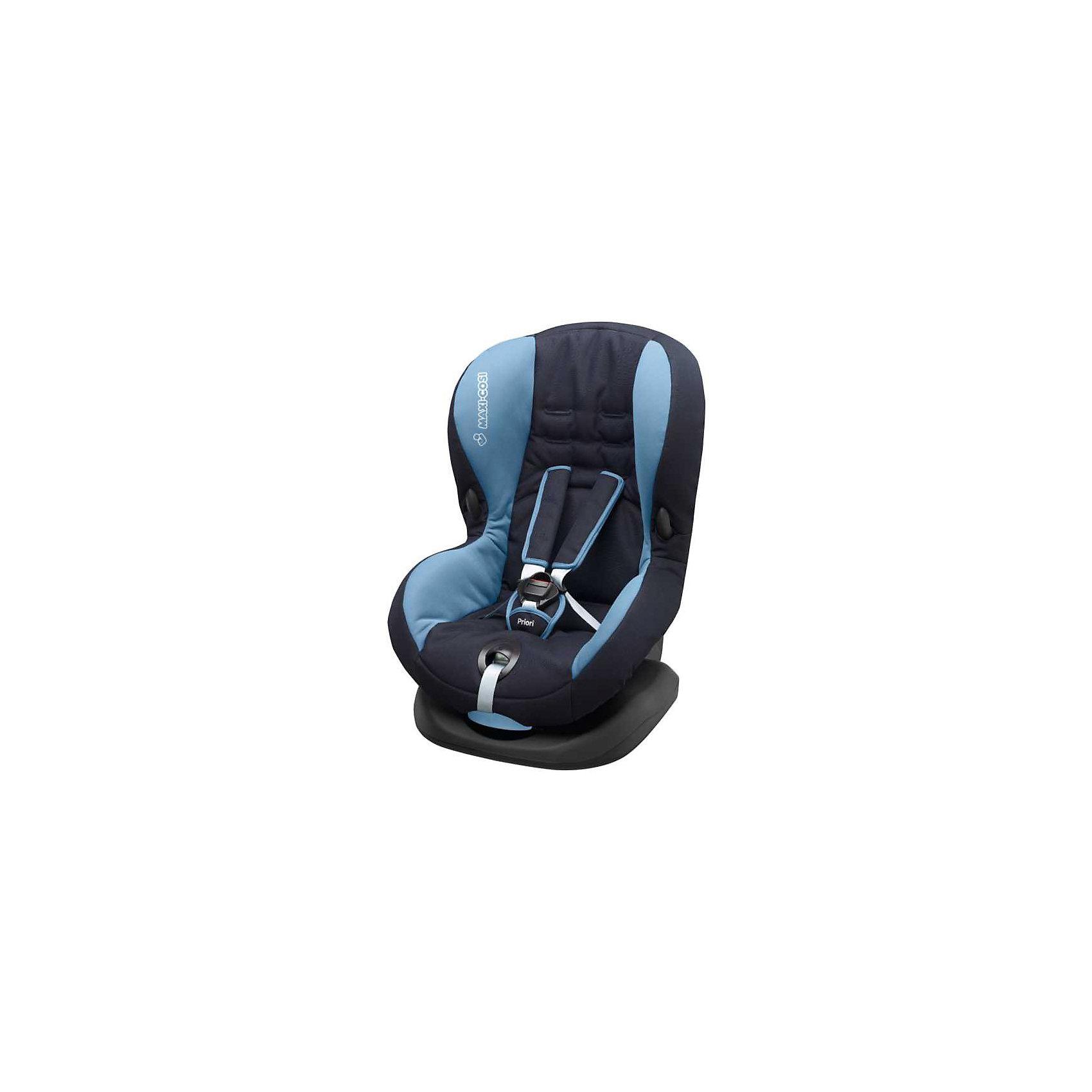 Автокресло Priori SPS 9-18 кг., Maxi-Cosi, OceanУдобное в использовании, безопасное, и комфортное автокресло для Вашего малыша! Крeслo очень  легко устанавливается, от Вас потребуется закрепить его ремнями безопасности, которые крепятся в двух или трех точках, причем на любом пассажирском сиденье, и подойдет для всех типов автомобиля.<br><br>Особенности:<br>- Надежная система защиты от боковых ударов.<br>- Пяти точечный регулируемый ремень безопасности.<br>- Централизованная система натяжения ремней.<br>- Убираемая вручную пряжка.<br>- Система боковой защиты ребенка защитит голову и спину вашего малыша при боковом ударе или резком повороте.<br>- Спинка регулируется: 4 положения.<br>- Чехол детского автокресла выполнен из практичного гипоаллергенного материала, который не вызывает раздражения, не воспламеняется и не линяет.<br>- Съемный чехол можно стирать.<br><br>Дополнительная информация:<br><br>- Возраст: от 9 месяцев до 4 лет. ( от 9 до 18 кг.)<br>- Цвет: Ocean.<br>- Материал: пластмасса, текстиль.<br>- Размер: 71х72х48 см.<br>- Вес в упаковке: 6.8 кг.<br><br>Купить автокресло Priori SPS (9-18 кг.) в цвете Ocean, можно в нашем магазине.<br><br>Ширина мм: 475<br>Глубина мм: 595<br>Высота мм: 610<br>Вес г: 7250<br>Возраст от месяцев: 4<br>Возраст до месяцев: 48<br>Пол: Унисекс<br>Возраст: Детский<br>SKU: 4975102