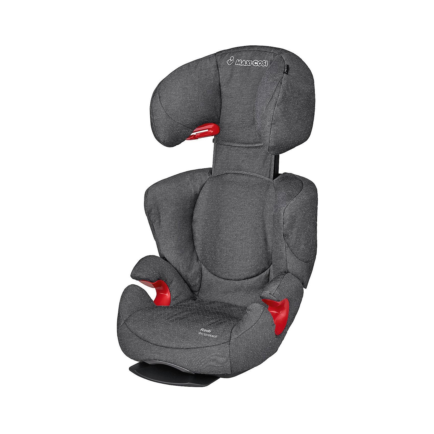 Автокресло Rodi AirProtect 15-36 кг., Maxi-Cosi, Sparkling GreyАвтокресло разработанное специально для детей от 3,5 до 12 лет, оно устанавливается по ходу движения и пристегивается трех точечным ремнем безопасности.<br>Кресло имеет дополнительные вставки в подголовнике, обеспечивающие еще большую безопасность. Подголовник имеет 8 фиксируемых положений, высота спинки увеличивается до 16 см. <br><br>Дополнительная информация:<br><br>- Возраст: от 3,5 до 12 лет. ( от 15 до 36 кг.)<br>- Цвет: Sparkling Grey.<br>- Материал: пластмасса, текстиль.<br>- Размер: 80x42x47 см.<br>- Вес в упаковке: 5 кг.<br><br>Купить автокресло Rodi AirProtect (15-36 кг.) в цвете Sparkling Grey, можно в нашем магазине.<br><br>Ширина мм: 490<br>Глубина мм: 635<br>Высота мм: 510<br>Вес г: 4900<br>Возраст от месяцев: 42<br>Возраст до месяцев: 144<br>Пол: Унисекс<br>Возраст: Детский<br>SKU: 4975105