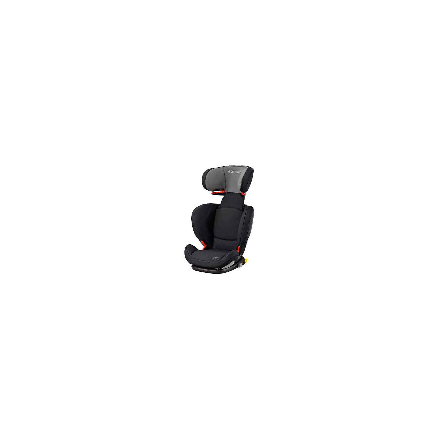 Автокресло Rodi Fix AirProtect 15-36 кг., Maxi-Cosi, Origami BlackАвтокресло разработанное специально для детей от 3,5 до 12 лет, оно устанавливается по ходу движения и пристегивается трех точечным ремнем безопасности.<br>Кресло имеет дополнительные вставки в подголовнике, обеспечивающие еще большую безопасность. Подголовник имеет 8 фиксируемых положений, высота спинки увеличивается до 16 см. <br><br>Дополнительная информация:<br><br>- Возраст: от 3,5 до 12 лет. ( от 15 до 36 кг.)<br>- Цвет: Origami Black.<br>- Материал: пластмасса, текстиль.<br>- Размер: 80x42x47 см.<br>- Вес в упаковке: 5 кг.<br><br>Купить автокресло Rodi AirProtect (15-36 кг.) в цвете Origami Black, можно в нашем магазине.<br><br>Ширина мм: 490<br>Глубина мм: 635<br>Высота мм: 510<br>Вес г: 4900<br>Возраст от месяцев: 42<br>Возраст до месяцев: 144<br>Пол: Унисекс<br>Возраст: Детский<br>SKU: 4975106