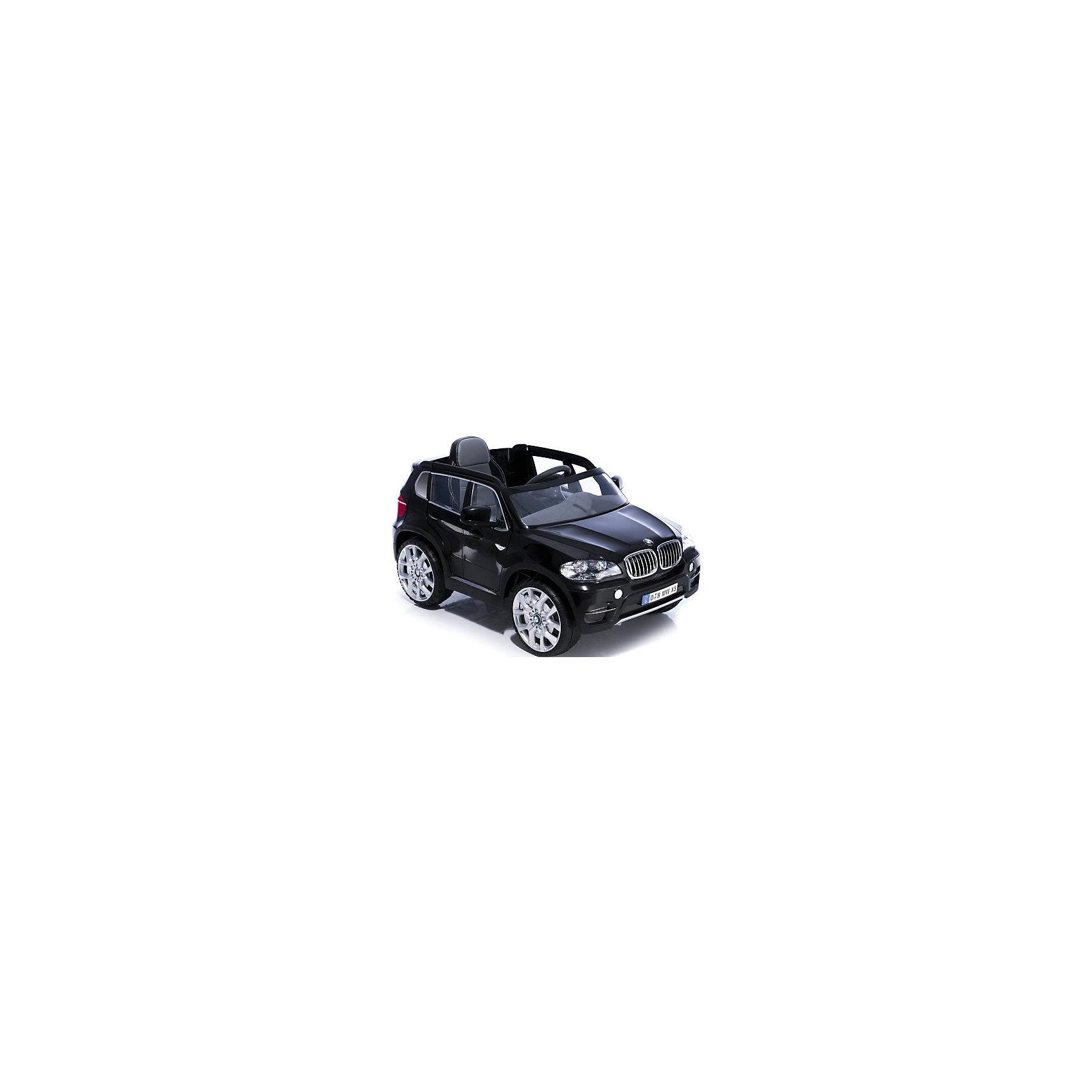 Электромобиль L200, Geoby, черный