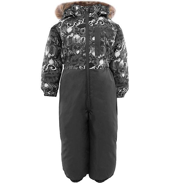 Комбинезон HuppaВерхняя одежда<br>Комбинезон WILLY Huppa(Хуппа).<br><br>Утеплитель: 100% полиэстер, 300 гр.<br><br>Температурный режим: до -30 градусов. Степень утепления – высокая. <br><br>* Температурный режим указан приблизительно — необходимо, прежде всего, ориентироваться на ощущения ребенка. Температурный режим работает в случае соблюдения правила многослойности – использования флисовой поддевы и термобелья.<br><br>Надежно защитит ребенка от холода и ветра. Дышащая и водоотталкивающая мембрана не даст воде и холодному воздуху попасть под одежду и выведет лишнюю влагу. Швы дополнительно проклеены водостойкой лентой. Утеплитель HuppaTherm быстро восстанавливает объем после стирки.  Комбинезон застегивается на молнию и имеет резинки на манжетах и поясе. В этом комбинезоне ребенку будет тепло и комфортно!<br><br>Особенности:<br>-съемный капюшон<br>-светоотражающие полоски<br>-нагрудный карман<br><br>Дополнительная информация:<br>Материал: 100% полиэстер<br>Подкладка: тафта - 100% полиэстер, флис - 100% полиэстер<br>Цвет: серый/белый<br><br>Комбинезон WILLY Huppa(Хуппа) можно купить в нашем интернет-магазине.<br>Ширина мм: 356; Глубина мм: 10; Высота мм: 245; Вес г: 519; Цвет: серый; Возраст от месяцев: 84; Возраст до месяцев: 96; Пол: Мужской; Возраст: Детский; Размер: 128,110,134,104,98,122,92,116; SKU: 4975877;