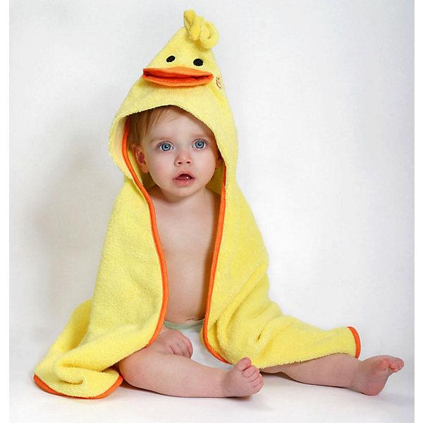 Полотенце с капюшоном Puddles the Duck (0-18 мес.), ZoocchiniПолотенца<br>Полотенце с капюшоном Puddles the Duck (0-18 мес.) Утенок Паддлз, от американского бренда Zoocchini (Зукинни) сделает принятие ванны еще уютнее и приятнее. Большое хлопковое полотенце прекрасно впитывает влагу, а веселый капюшон с утенком защитит от сквозняков. Яркий желтый цвет с оранжевой окантовкой придет по вкусу всей семье. Отлично подходит малышам до полутора лет. <br>Дополнительная информация:<br><br>- Состав: 100% хлопок<br>- Размер: 76 * 76 см.<br>Полотенце с капюшоном Puddles the Duck (0-18 мес.) Утенок Паддлз (Зукини) можно купить в нашем интернет-магазине.<br>Подробнее:<br>• Для детей в возрасте: от 0 до 18 месцев<br>• Номер товара: 4976017<br>Страна производитель: Китай<br>Ширина мм: 250; Глубина мм: 190; Высота мм: 70; Вес г: 390; Возраст от месяцев: 0; Возраст до месяцев: 18; Пол: Унисекс; Возраст: Детский; SKU: 4976017;