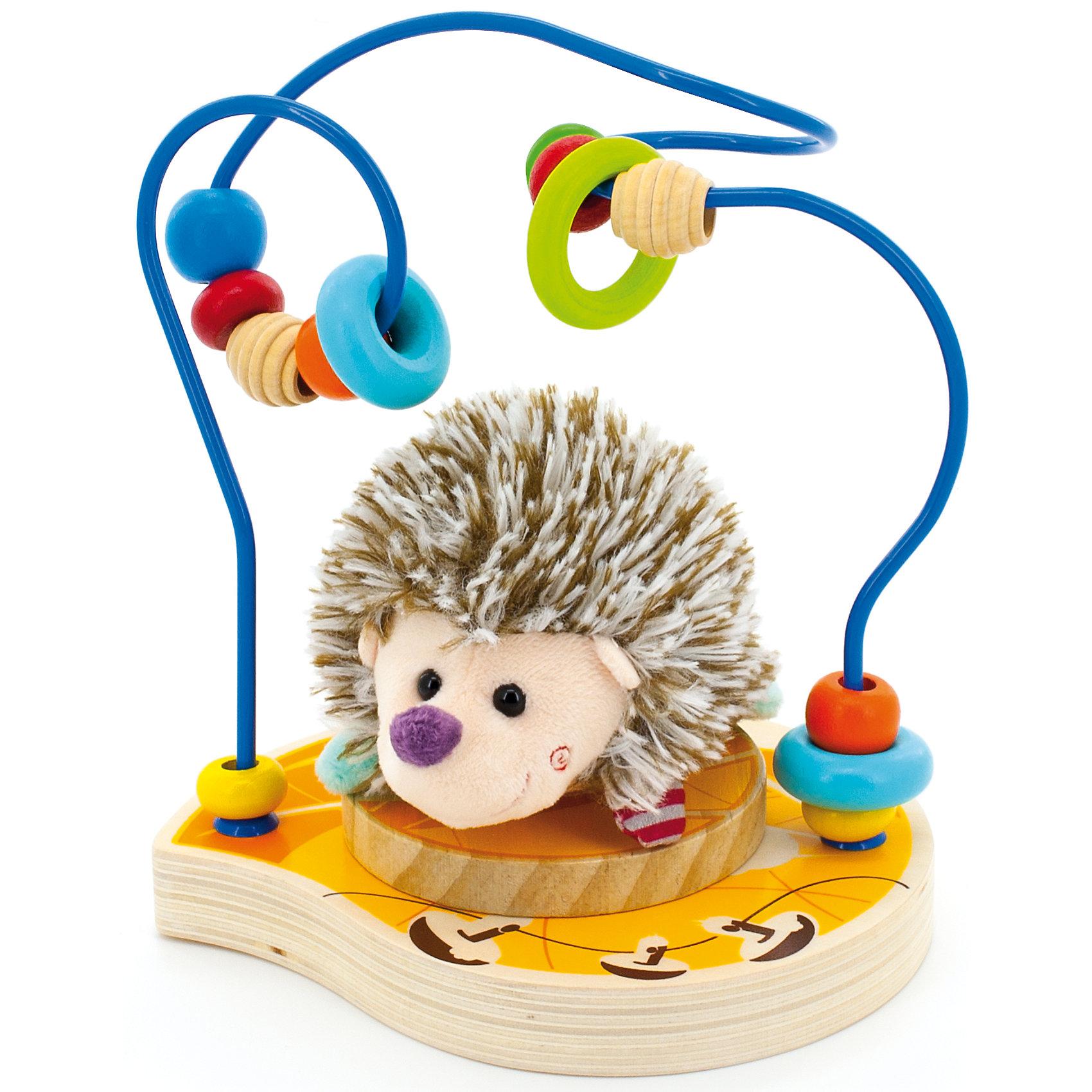 """- Лабиринт """"Ежик"""", Мир деревянных игрушек"""