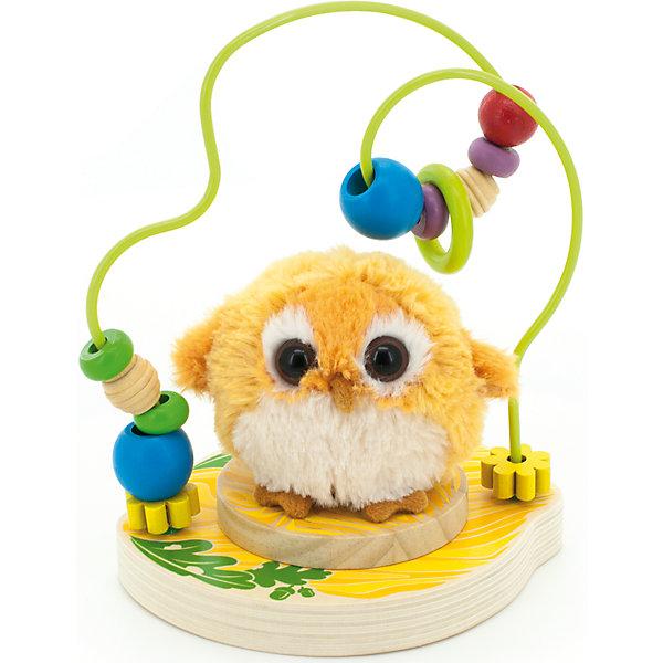 Лабиринт Совушка, Мир деревянных игрушекРазвивающие игрушки<br>Этот симпатичный лабиринт поможет ребенку узнавать мир, играя! Такие развивающие игры помогают малышу быстрее освоить нужные навыки: они развивают мелкую моторику, цветовосприятие, умение логически размышлять, внимание, способность распознавать разные геометрические формы, умение считать и многое другое.<br>Этот лабиринт сделан из натурального дерева, отлично обработанного и безопасного для малышей. Игра с ним может надолго занять ребенка!<br><br>Дополнительная информация:<br><br>цвет: разноцветный;<br>материал: дерево, ЭВА;<br>размер упаковки: 18 х 16 х 21 см.<br><br>Лабиринт Совушка от компании Мир деревянных игрушек можно купить в нашем магазине.<br>Ширина мм: 185; Глубина мм: 160; Высота мм: 210; Вес г: 550; Возраст от месяцев: 36; Возраст до месяцев: 2147483647; Пол: Унисекс; Возраст: Детский; SKU: 4976690;