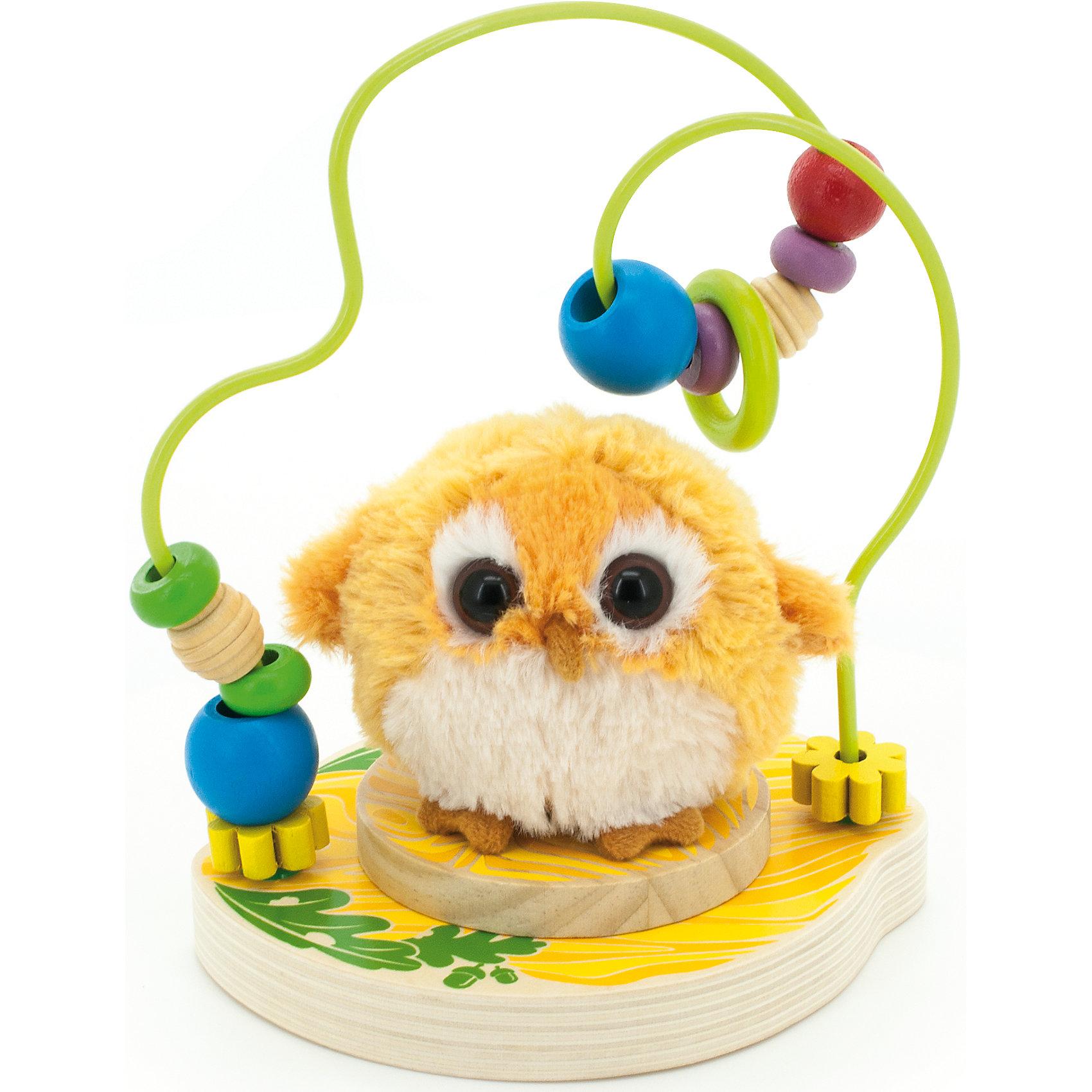 Лабиринт Совушка, Мир деревянных игрушекЭтот симпатичный лабиринт поможет ребенку узнавать мир, играя! Такие развивающие игры помогают малышу быстрее освоить нужные навыки: они развивают мелкую моторику, цветовосприятие, умение логически размышлять, внимание, способность распознавать разные геометрические формы, умение считать и многое другое.<br>Этот лабиринт сделан из натурального дерева, отлично обработанного и безопасного для малышей. Игра с ним может надолго занять ребенка!<br><br>Дополнительная информация:<br><br>цвет: разноцветный;<br>материал: дерево, ЭВА;<br>размер упаковки: 18 х 16 х 21 см.<br><br>Лабиринт Совушка от компании Мир деревянных игрушек можно купить в нашем магазине.<br><br>Ширина мм: 185<br>Глубина мм: 160<br>Высота мм: 210<br>Вес г: 550<br>Возраст от месяцев: 36<br>Возраст до месяцев: 2147483647<br>Пол: Унисекс<br>Возраст: Детский<br>SKU: 4976690
