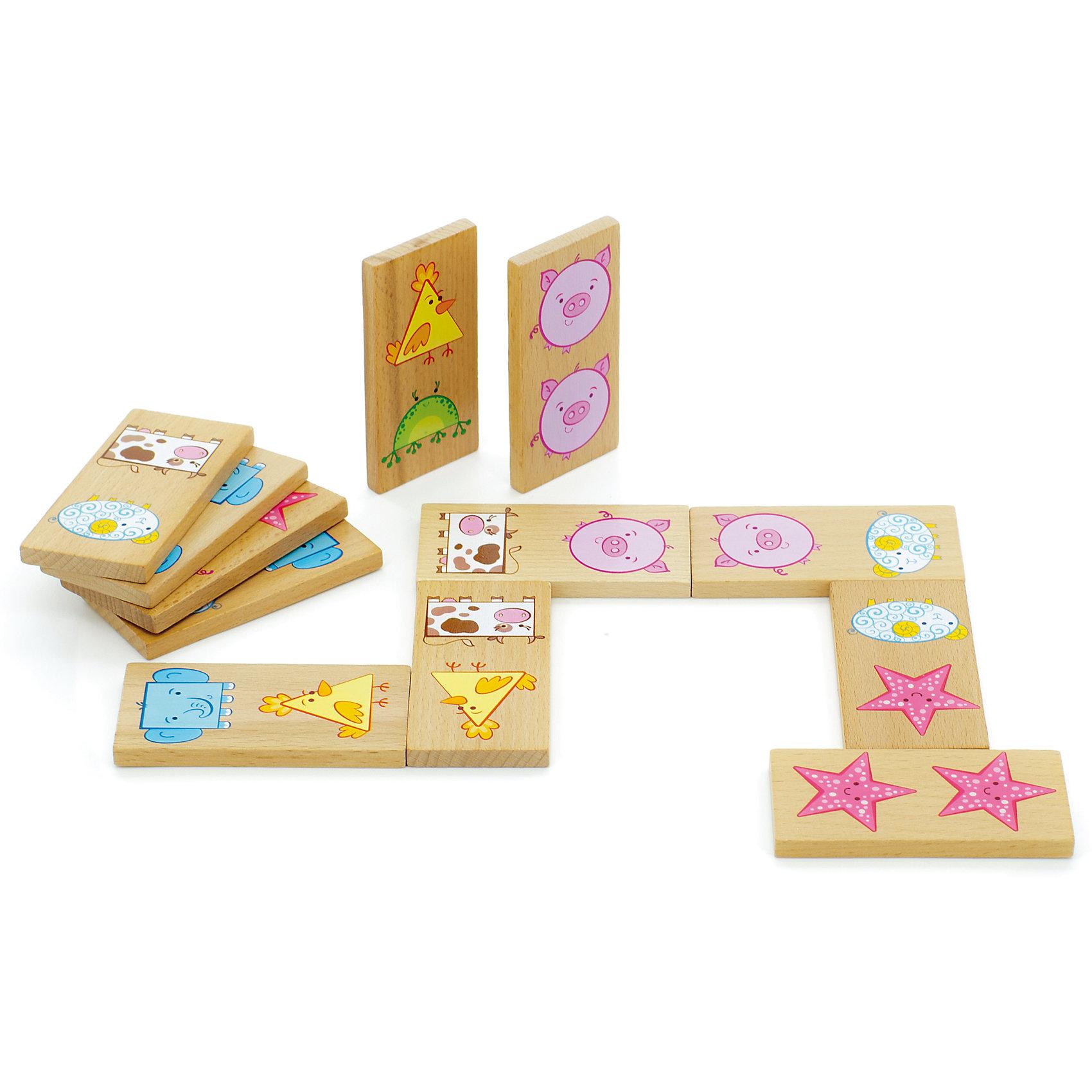 Домино Фигуры, Мир деревянных игрушекДеревянные игры и пазлы<br>Домино - отлична игра для всей семьи! Такие развивающие игры помогают малышу быстрее освоить нужные навыки: они развивают мелкую моторику, цветовосприятие, умение логически размышлять, внимание, способность распознавать разные геометрические формы, умение считать и многое другое.<br>Это домино сделано из натурального дерева, отлично обработанного и безопасного для малышей. Игра с ним может надолго занять ребенка!<br><br>Дополнительная информация:<br><br>цвет: разноцветный;<br>материал: дерево;<br>размер упаковки: 21 х 11 х 17 см.<br><br>Домино Фигуры от компании Мир деревянных игрушек можно купить в нашем магазине.<br><br>Ширина мм: 215<br>Глубина мм: 110<br>Высота мм: 170<br>Вес г: 670<br>Возраст от месяцев: 36<br>Возраст до месяцев: 2147483647<br>Пол: Унисекс<br>Возраст: Детский<br>SKU: 4976695