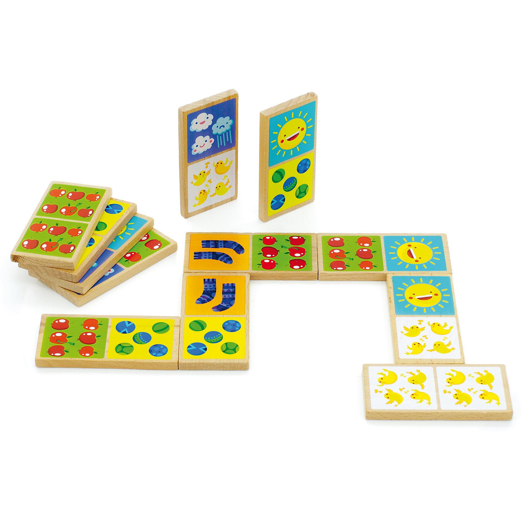 Домино Счёт, Мир деревянных игрушекДомино - отлична игра для всей семьи! Такие развивающие игры помогают малышу быстрее освоить нужные навыки: они развивают мелкую моторику, цветовосприятие, умение логически размышлять, внимание, способность распознавать разные геометрические формы, умение считать и многое другое.<br>Это домино сделано из натурального дерева, отлично обработанного и безопасного для малышей. Игра с ним может надолго занять ребенка!<br><br>Дополнительная информация:<br><br>цвет: разноцветный;<br>материал: дерево;<br>размер упаковки: 21 х 11 х 17 см.<br><br>Домино Счёт от компании Мир деревянных игрушек можно купить в нашем магазине.<br><br>Ширина мм: 215<br>Глубина мм: 110<br>Высота мм: 170<br>Вес г: 670<br>Возраст от месяцев: 36<br>Возраст до месяцев: 2147483647<br>Пол: Унисекс<br>Возраст: Детский<br>SKU: 4976696