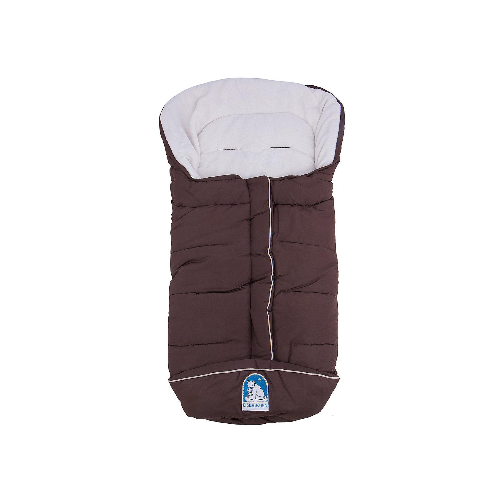 Конверт 7965 SM, Heitmann Felle, мокка/песочныйЗимние конверты<br>Конверт Heitmann Felle изготовлен из флиса и отлично подойдет для прогулок. Теплый конверт надежно защитит малыша от холода и ветра. Конверт застегивает на молнию по центру и удобно раскладывается в одеяльце. Оснащен прорезями для пятиточечных ремней безопасности и полосой-отражателем. С этим конвертом ваша кроха будет гулять с комфортом и в безопасности!<br><br>Дополнительная информация:<br>-магнитная кнопка<br>-можно использовать как одеяльце<br>-прорези для 5-точечных ремней безопасности<br>-простегано<br>-можно стирать при температуре 30 градусов<br><br>Материал: 100% полиэстер. Подкладка: 80% полиэстер, 20% вискоза<br>Размер: 80х40 см<br>Вес: 600 грамм<br>Цвет: коричневый<br>Конверт Heitmann Felle можно купить в нашем интернет-магазине.<br><br>Ширина мм: 900<br>Глубина мм: 450<br>Высота мм: 50<br>Вес г: 2000<br>Возраст от месяцев: 0<br>Возраст до месяцев: 12<br>Пол: Унисекс<br>Возраст: Детский<br>SKU: 4977801