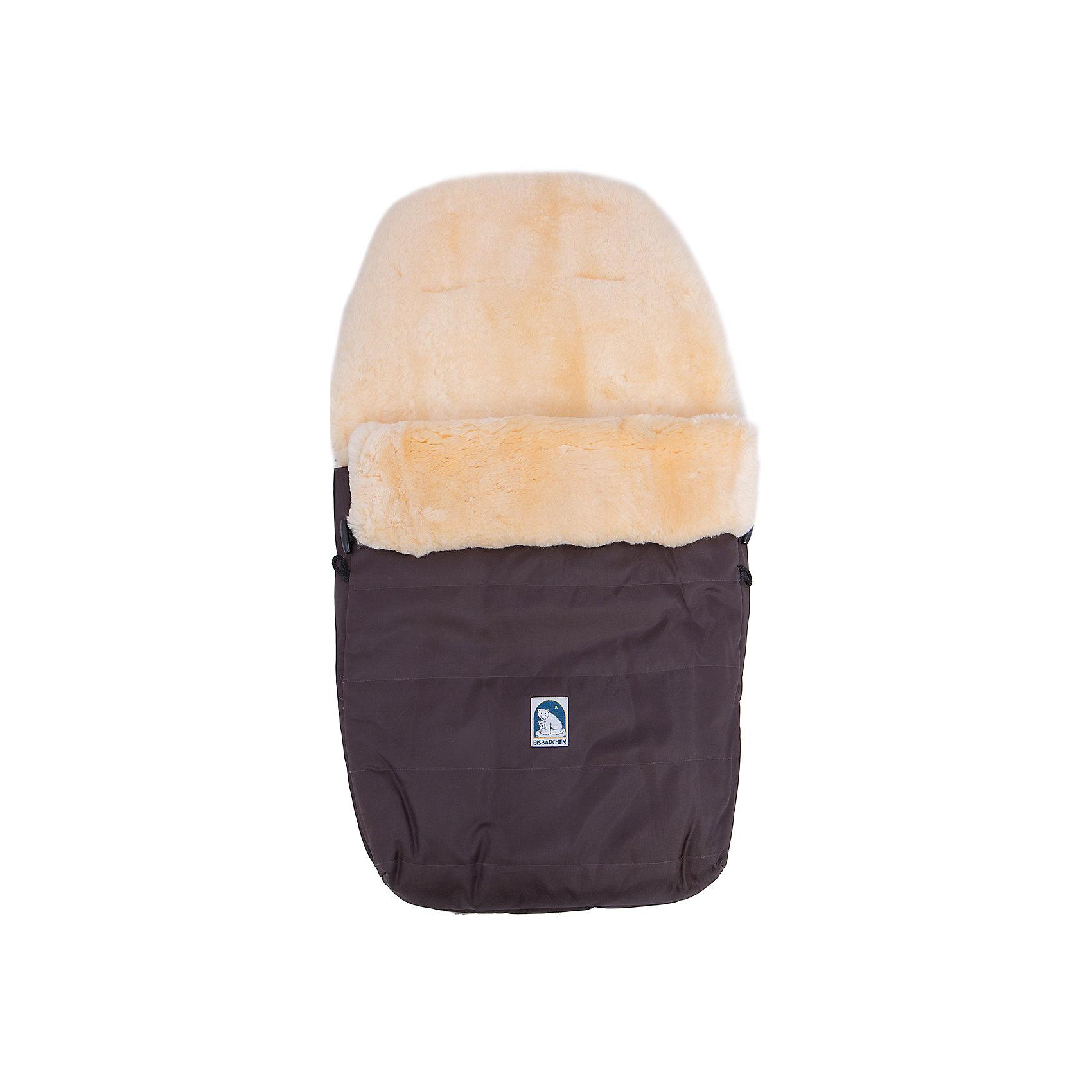 Конверт 968 МО, Heitmann Felle, моккаМеховой конверт Heitmann Felle предназначен для прогулок с малышом, в том числе, в коляске и автокресле. Мех ягненка внутри конверта имеет высоту в 30 мм и прекрасно сохранит тепло и уют для крохи. Материалы, из которых изготовлен конверт, гипоаллергенны и водонепроницаемы. Удобно застегивается с помощью двухсторонней молнии.  Для безопасных прогулок в коляске предусмотрены прорези для пятиточечных ремней безопасности. Конверт можно стирать при температуре 30°. Подарите крохе тепло и комфорт с конвертом Heitmann Felle!<br><br>Дополнительная информация:<br>-антиаллергенный материал<br>-верх отстегивается<br>-двухсторонняя молния<br><br>Материал: овчина, ткань<br>Размер: 90х50 см<br>Вес: 3 кг<br>Цвет: мокка<br>Вы можете приобрести конверт Heitmann Felle в нашем интернет-магазине.<br><br>Ширина мм: 860<br>Глубина мм: 490<br>Высота мм: 100<br>Вес г: 2000<br>Возраст от месяцев: 0<br>Возраст до месяцев: 12<br>Пол: Унисекс<br>Возраст: Детский<br>SKU: 4977807