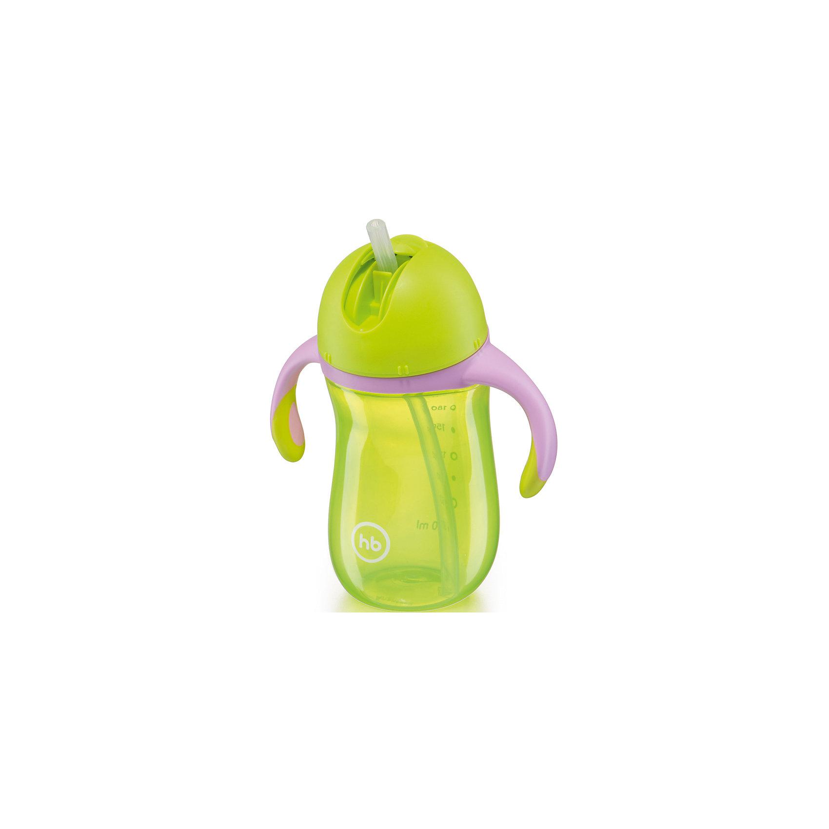 Поильник с трубочкой и ручками STAR FEEDING CUP, Happy Baby, зеленыйПоильник STAR FEEDING CUP имеет удобные съёмные ручки с нескользящим покрытием и эргономичную форму, оснащен закрывающимся клапаном, позволяющим сохранить трубочку чистой. Изготовлен из высококачественных нетоксичных материалов безопасных для детей. Гибкая мягкая трубочка не повредит нежные дёсны малыша, герметичная крышка исключит протекание.<br>Поильник STAR FEEDING CUP позволит малышам легко и быстро перейти от питья из соски к питью из чашки.<br><br>Дополнительная информация:<br><br>- Материал: пластик, силикон. <br>- Объем 260 мл.<br>- Съемные ручки с нескользящим покрытием;<br>- Удобная эргономичная форма.<br>- Герметичная крышка.<br>- Шкала с делениями.<br>- Ёршик для чистки трубочки в комплекте.<br>- Не содержит Бисфенол А.<br><br>Поильник с трубочкой и ручками STAR FEEDING CUP, Happy Baby (Хеппи Беби), зеленый, можно купить в нашем магазине.<br><br>Ширина мм: 70<br>Глубина мм: 130<br>Высота мм: 220<br>Вес г: 105<br>Возраст от месяцев: 6<br>Возраст до месяцев: 36<br>Пол: Унисекс<br>Возраст: Детский<br>SKU: 4978398