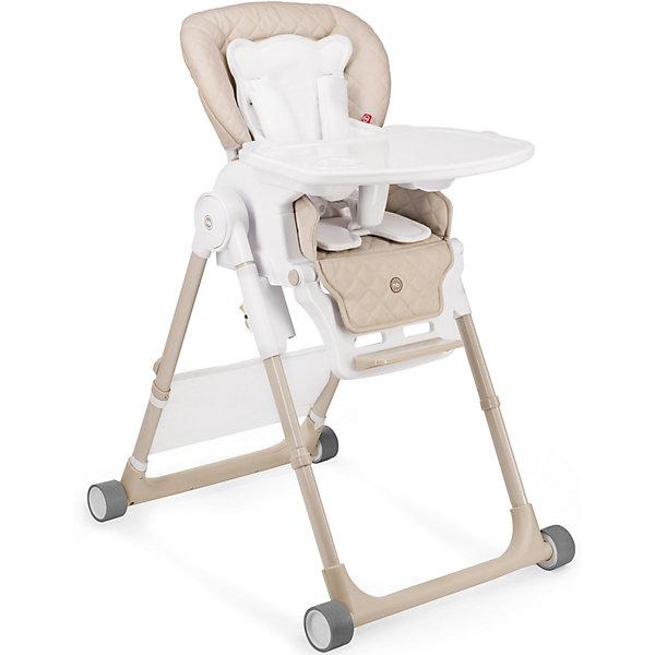 Стульчик для кормления William V2, Happy Baby, бежевыйСтульчики для кормления<br>Стульчик для кормления Wiliam V2 - прекрасный вариант для малышей и их родителей! Стульчик имеет удобное мягкое сиденье эргономичной формы с дополнительным матрасиком для малышей. Пятиточечные страховочные ремни обеспечат безопасность даже самым активным малышам. Съемная столешница регулируется в 3-х положениях (по глубине), дополнена съемным подносом с подстаканником. Три положения наклона сиденья обеспечат комфортное кормление, а регулировка по высоте и регулируемая подножка позволяют стульчику расти вместе с ребенком. Стул имеет колеса, облегчающие перемещение по квартире, легко и быстро складывается, в сложенном виде занимает мало места. В комплекте - сетка для игрушек.<br><br>Дополнительная информация:<br><br>- Материал: пластик, металл, экокожа, текстиль. <br>- Размер: 79х60х100 см. <br>- Размер в сложенном виде: 45х60х82 см. <br>- Ширина сиденья: 32 см.<br>- Ширина колесной базы: 54 см.<br>- Вес: 10,8 кг.<br>- Максимальный вес ребенка: 15 кг.<br>- Регулируемое сиденье.<br>- Регулируемая подножка.<br>- Регулировка по высоте.<br>- Съемный чехол. <br>- Съемная столешница (регулируется по глубине в 3 положениях). <br>- 5-титочечные ремни безопасности. <br>- 4 колеса. <br>- Мягкий вкладыш для малышей. <br>- Сетка для игрушек в комплекте. <br><br>Стульчик для кормления Wiliam V2, Happy Baby (Хеппи Беби), бежевый, можно купить в нашем магазине.<br>Ширина мм: 450; Глубина мм: 345; Высота мм: 740; Вес г: 11400; Цвет: бежевый; Возраст от месяцев: 6; Возраст до месяцев: 36; Пол: Унисекс; Возраст: Детский; SKU: 4978408;