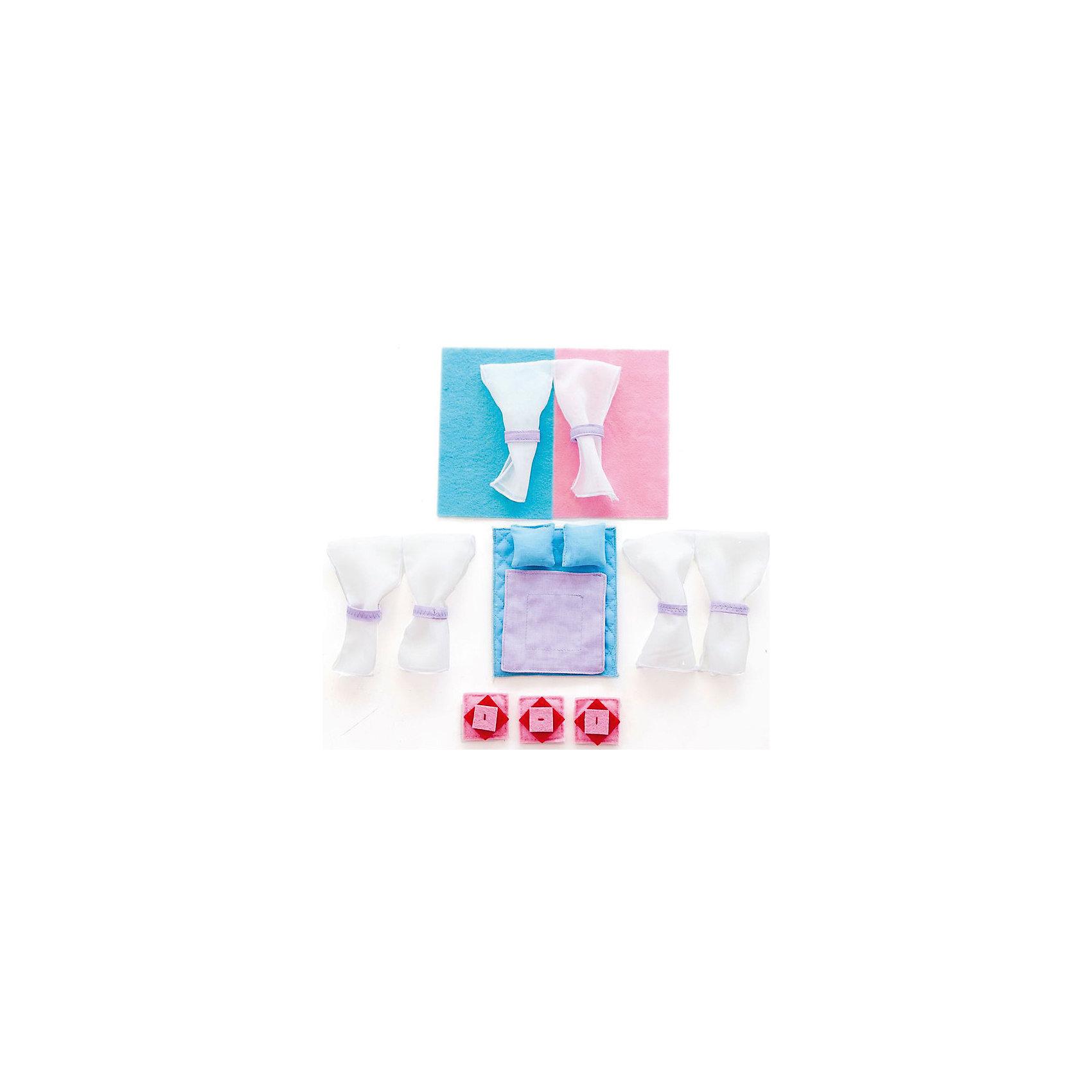 Набор текстиля для закрытых домиков Анастасия, PAREMOДомики и мебель<br>Набор текстиля для закрытых домиков Анастасия, PAREMO (Паремо).<br><br>Характеристики:<br><br>• Материал: текстиль<br>• Размер упаковки (см) 20х17х10<br>• Вес (кг) 0.1<br><br>В комплект входит 18 предметов:<br><br>• Для кукольной кровати - голубой матрас, сиреневое одеяло, 2 голубые подушки.<br>• Для дивана - 3 розовые подушки с красными вставками.<br>• Голубой коврик в спальню.<br>• Розовый коврик в гостиную.<br>• 3 комплекта штор с 6-ю подвязками для каждой шторки.<br>С таким набором текстиля прелестный домик «Анастасия» примет законченный вид.<br><br>Мягкие подушечки, постельные принадлежности, а также коврики и шторы создадут теплую уютную атмосферу игрушечного домика. Ваша девочка почувствует себя настоящей хозяйкой очаровательного домика!<br><br>Набор текстиля для закрытых домиков Анастасия, PAREMO (Паремо), можно купить в нашем интернет – магазине.<br><br>Ширина мм: 170<br>Глубина мм: 200<br>Высота мм: 10<br>Вес г: 100<br>Возраст от месяцев: 36<br>Возраст до месяцев: 120<br>Пол: Женский<br>Возраст: Детский<br>SKU: 4979524