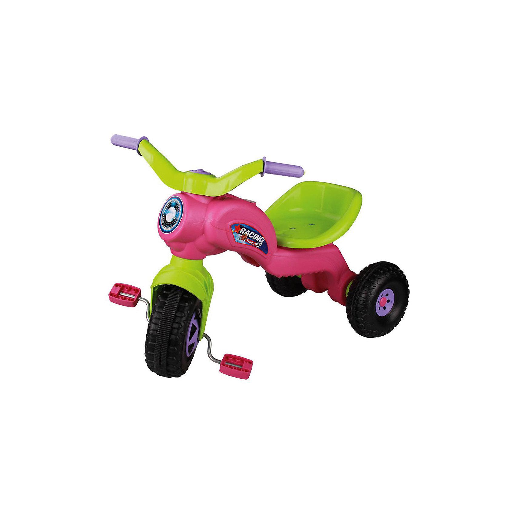 Alternativa Велосипед трехколесный Чемпион ,  Alternativa, розовый alternativa ящик для инструментов 585х255х250 alternativa