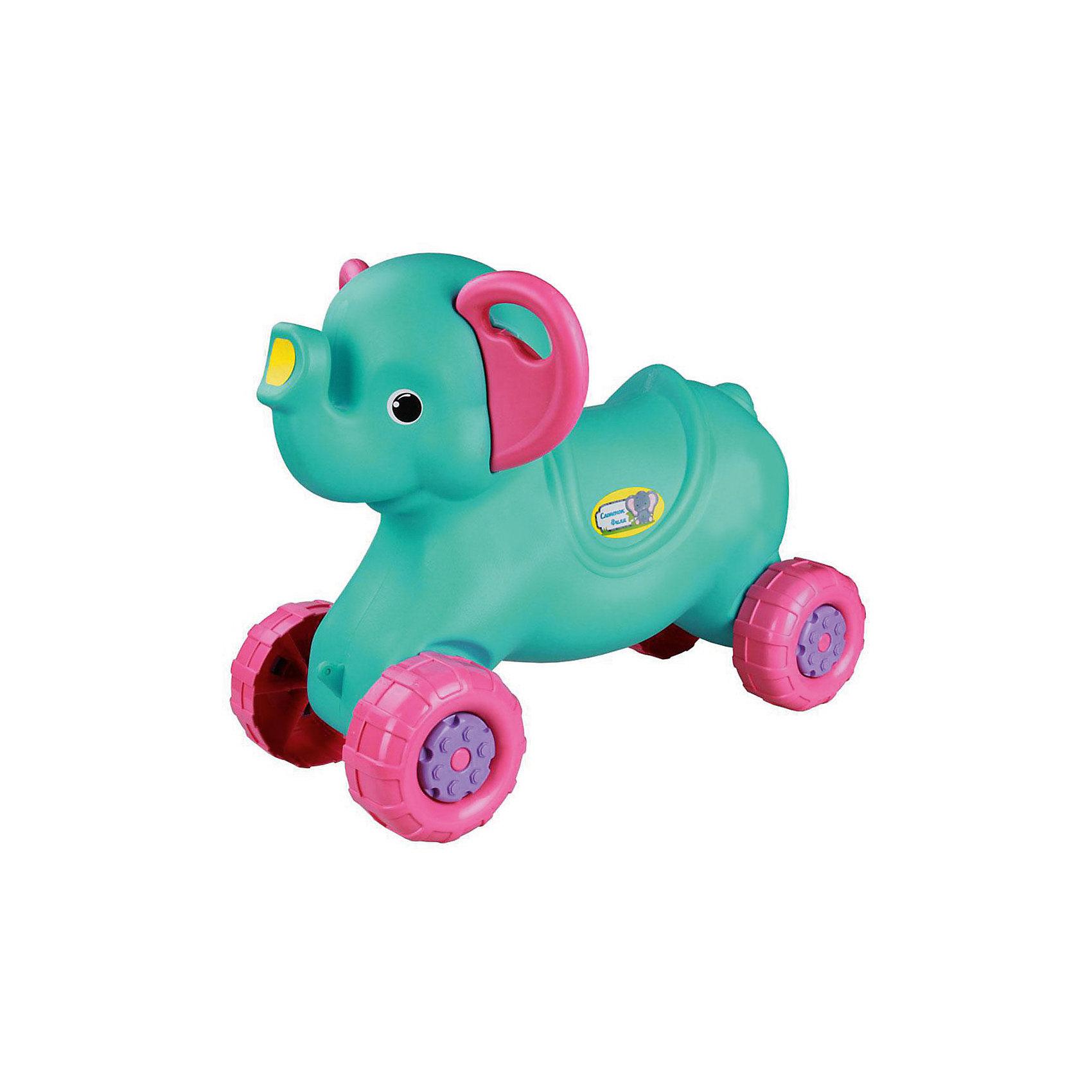 Каталка детская Слонёнок ,  Alternativa, бирюзовыйМашинки-каталки<br>Забавная каталка Слоненок имеет удобное сидение и приятный дизайн, который непременно понравится крохе. Кататься на этом слоненке будет очень весело!<br><br>Дополнительная информация:<br>Материал: пластик<br>Цвет: бирюзовый<br>Размер: 64х36х50 см<br><br>Вы можете приобрести каталку Слоненок в нашем интернет-магазине.<br><br>Ширина мм: 640<br>Глубина мм: 500<br>Высота мм: 360<br>Вес г: 2364<br>Возраст от месяцев: 36<br>Возраст до месяцев: 144<br>Пол: Унисекс<br>Возраст: Детский<br>SKU: 4979695