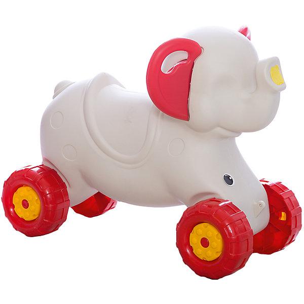 Каталка детская Слонёнок ,  Alternativa, слон. костьМашинки-каталки<br>Забавная каталка Слоненок имеет удобное сидение и приятный дизайн, который непременно понравится крохе. Кататься на этом слоненке будет очень весело!<br><br>Дополнительная информация:<br>Материал: пластик<br>Цвет: слоновая кость<br>Размер: 64х36х50 см<br><br>Вы можете приобрести каталку Слоненок в нашем интернет-магазине.<br><br>Ширина мм: 640<br>Глубина мм: 360<br>Высота мм: 500<br>Вес г: 2364<br>Возраст от месяцев: 36<br>Возраст до месяцев: 144<br>Пол: Унисекс<br>Возраст: Детский<br>SKU: 4979696