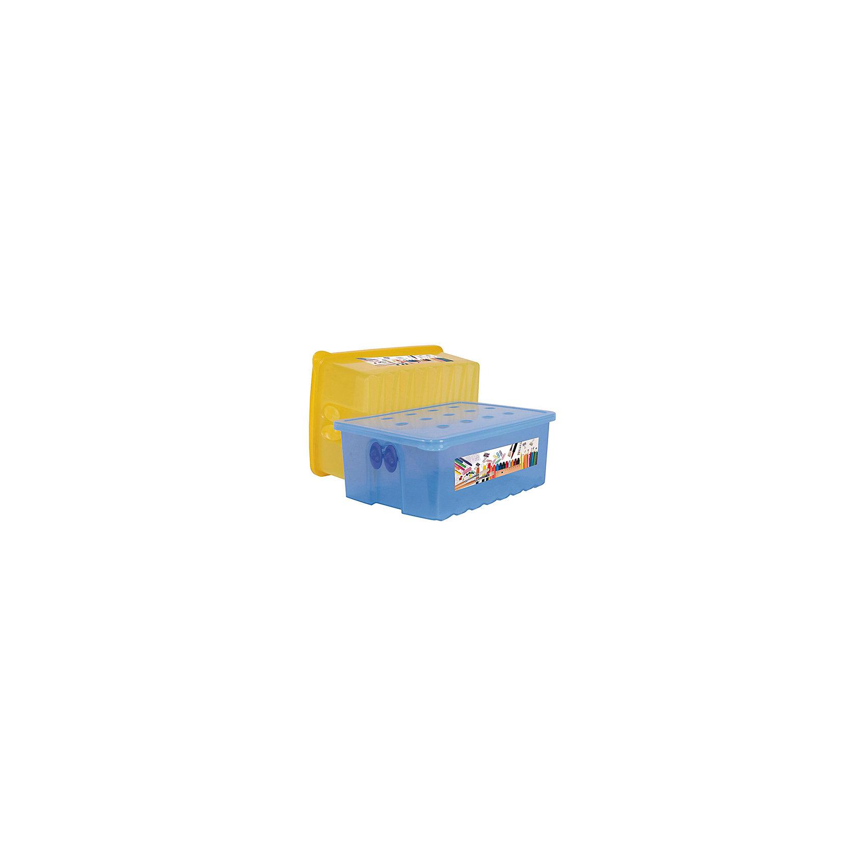 Контейнер для карандашей ,  AlternativaМебель<br>Контейнер для карандашей изготовлен из пластика, имеет прямоугольную форму и закрывается крышкой. В таком контейнере ребенку будет удобно хранить письменные принадлежности.<br><br>Дополнительная информация:<br>Материал: пластик<br>Размер: 22,5х8,3х15 см<br><br>Вы можете приобрести контейнер для карандашей в нашем интернет-магазине.<br><br>Ширина мм: 225<br>Глубина мм: 83<br>Высота мм: 150<br>Вес г: 215<br>Возраст от месяцев: 36<br>Возраст до месяцев: 144<br>Пол: Унисекс<br>Возраст: Детский<br>SKU: 4979728