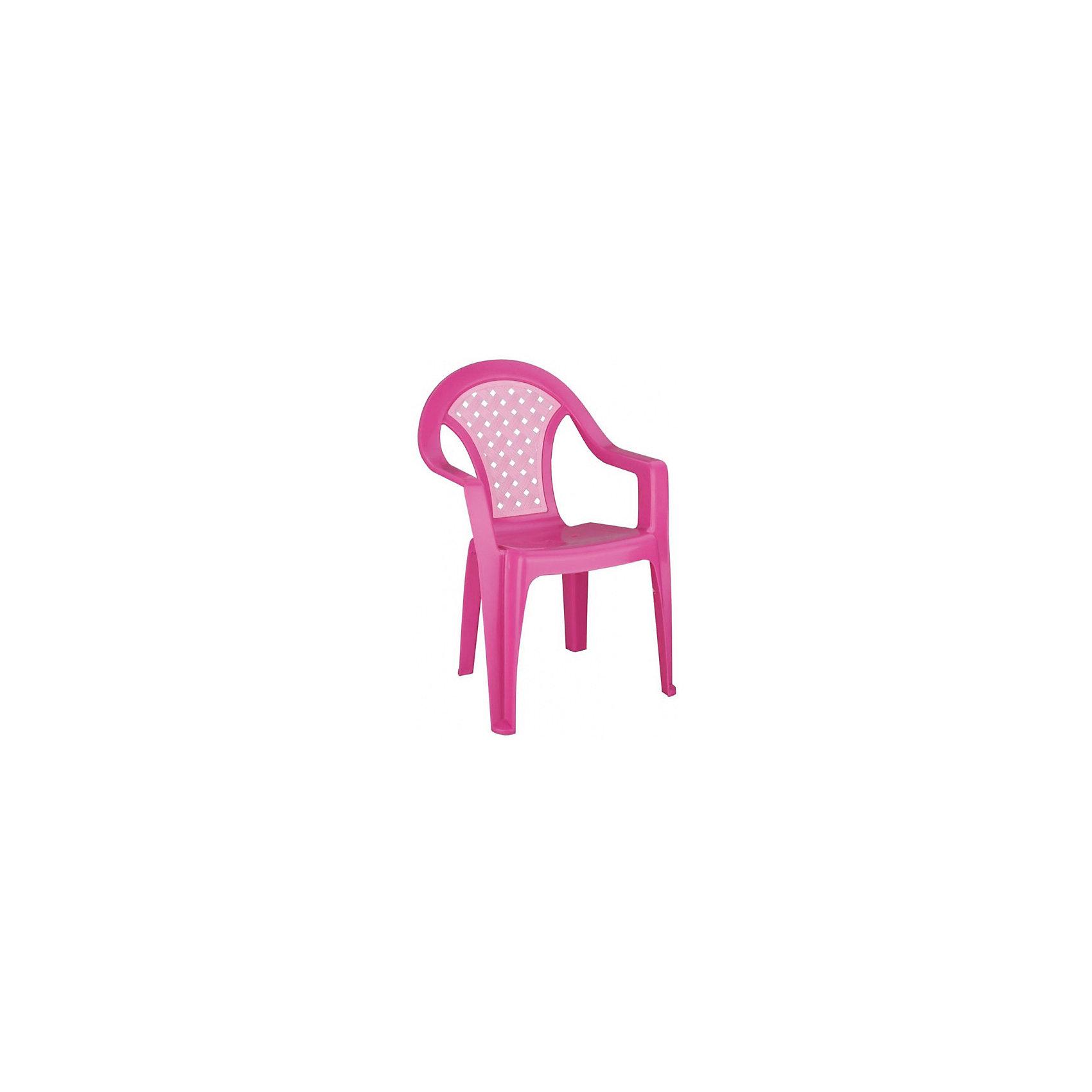 Кресло детское Плетёнка ,  Alternativa, розовыйМебель<br>Детское кресло Плетенка изготовлено из качественного пластика. Оно очень устойчивое, с удобной спинкой. Смыть краски или пластилин с такого кресла не составит труда. Прекрасный выбор для девочек!<br><br>Дополнительная информация:<br>Материал: пластик<br>Цвет: розовый<br>Размеры: 37х35х57 см<br><br>Кресло Плетенка вы можете приобрести в нашем интернет-магазине.<br><br>Ширина мм: 370<br>Глубина мм: 570<br>Высота мм: 350<br>Вес г: 753<br>Возраст от месяцев: 36<br>Возраст до месяцев: 144<br>Пол: Унисекс<br>Возраст: Детский<br>SKU: 4979747