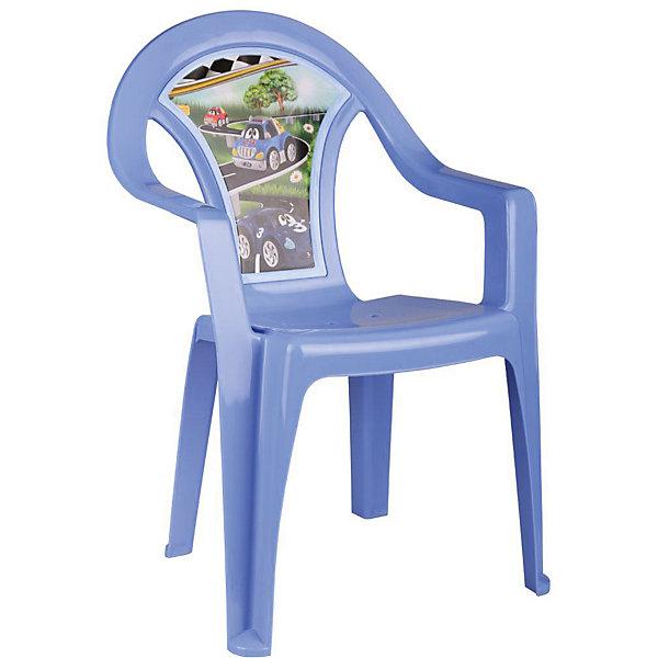 Кресло детское Тачки ,  AlternativaДетские столы и стулья<br>Детское кресло Тачки изготовлено из качественного пластика. Оно очень устойчивое, с удобной спинкой, на которой изображены машинки. Смыть краски или пластилин с такого кресла не составит труда. Прекрасный выбор для мальчика!<br><br>Дополнительная информация:<br>Материал: пластик<br>Цвет: синий<br>Размеры: 40х40х57 см<br><br>Кресло Тачки вы можете приобрести в нашем интернет-магазине.<br>Ширина мм: 400; Глубина мм: 400; Высота мм: 570; Вес г: 805; Возраст от месяцев: 36; Возраст до месяцев: 144; Пол: Унисекс; Возраст: Детский; SKU: 4979749;