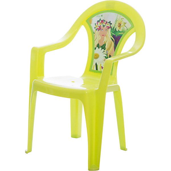 Кресло детское Феи ,  AlternativaДетские столы и стулья<br>Детское кресло Феи изготовлено из качественного пластика. Оно очень устойчивое, с удобной спинкой, на которой изображены волшебные феи. Смыть краски или пластилин с такого кресла не составит труда. Прекрасный выбор для девочки!<br><br>Дополнительная информация:<br>Материал: пластик<br>Цвет: салатовый<br>Размеры: 40х40х57 см<br><br>Кресло Феи вы можете приобрести в нашем интернет-магазине.<br><br>Ширина мм: 400<br>Глубина мм: 400<br>Высота мм: 570<br>Вес г: 805<br>Возраст от месяцев: 36<br>Возраст до месяцев: 144<br>Пол: Унисекс<br>Возраст: Детский<br>SKU: 4979750